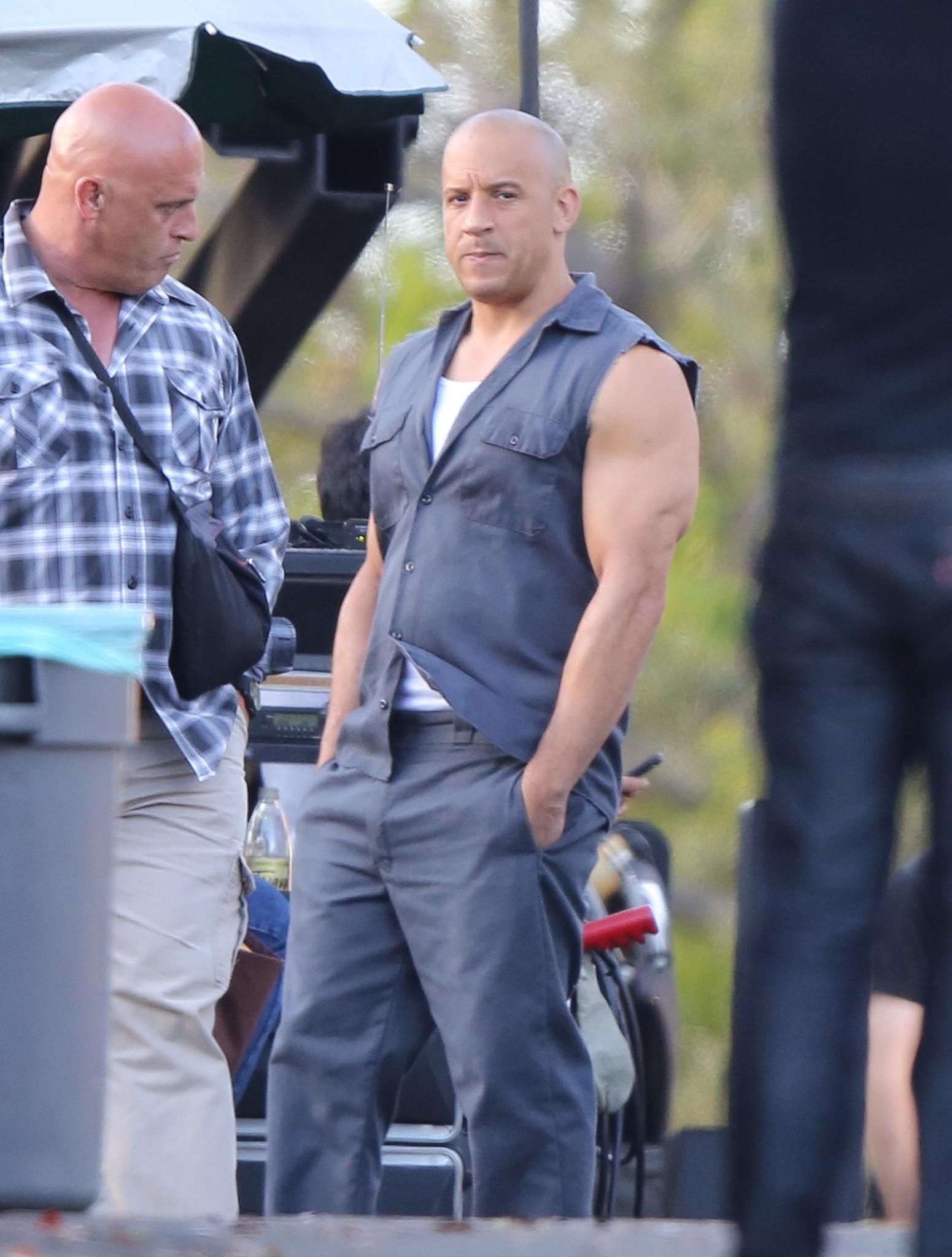 Vin Diesel films