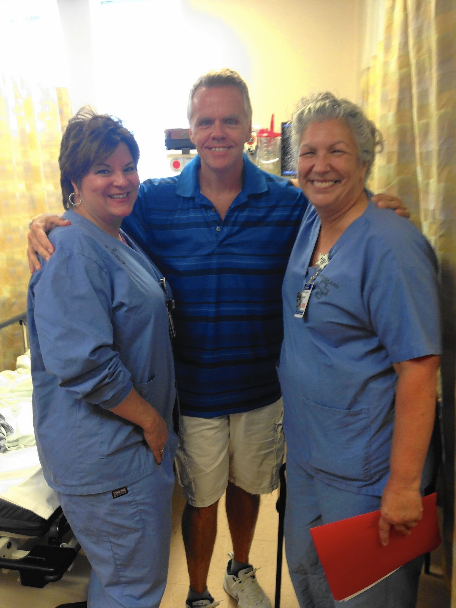 Colonoscopy Room: Routine Colonoscopy Is Anything But For Most Of Us