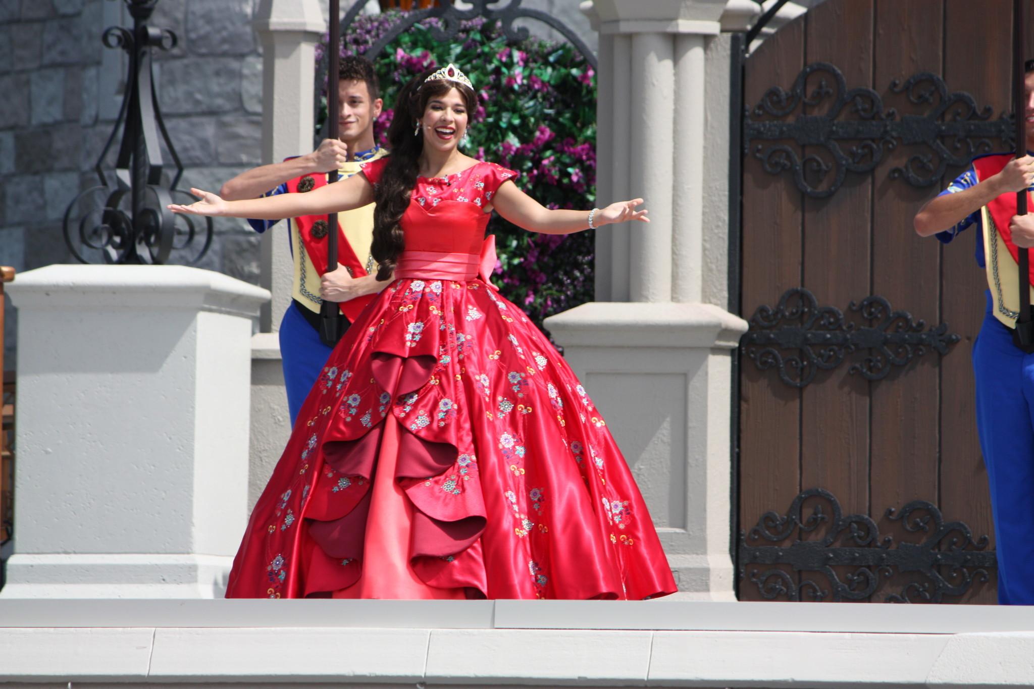 Disney World welcomes Elena of Avalor, first Latina ...
