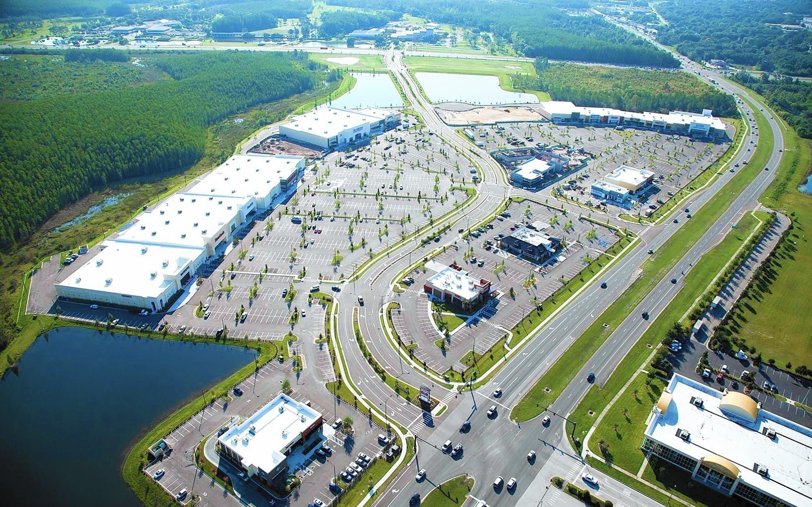 Crosslands Shopping Center In Kissimmee Sold To Foreign