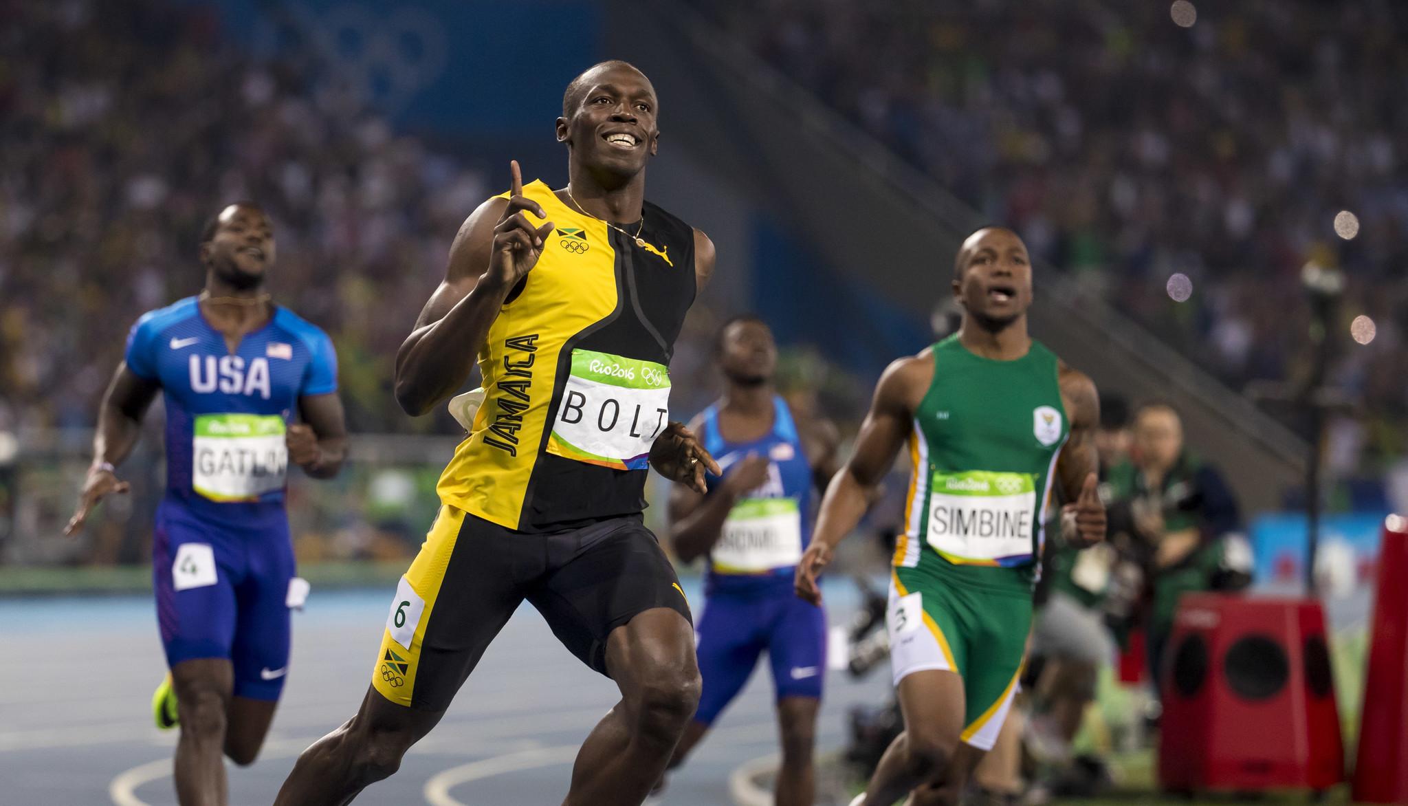 usain bolt wins gold in men u0026 39 s 100