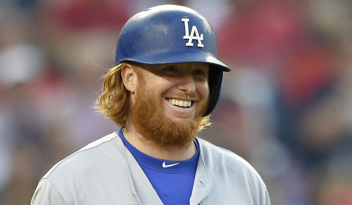 The evolution of Justin Turner: How a bench player in New ...