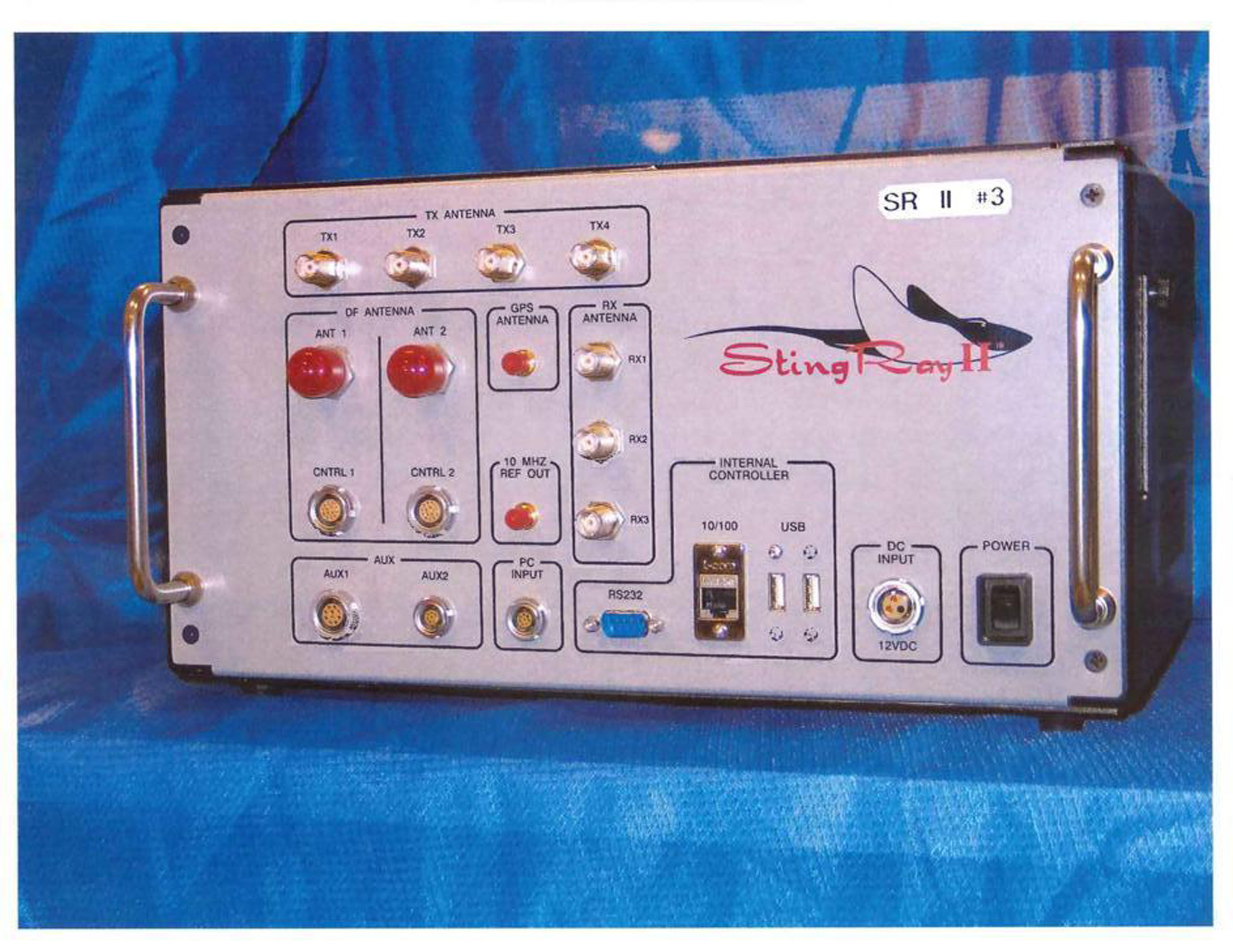 Fcc Complaint Baltimore Police Breaking Law With Use Of Stingray Phone Trackers Sun