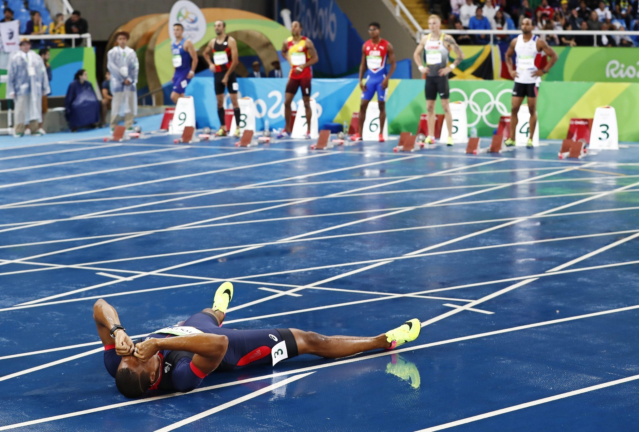 Track And Field S One False Start Rule Is Simply The
