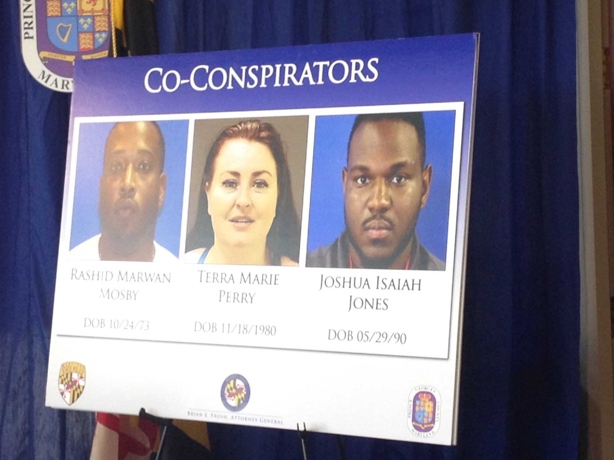 Maryland Ags Office Announces Arrests In Extensive Human Trafficking Case Baltimore Sun