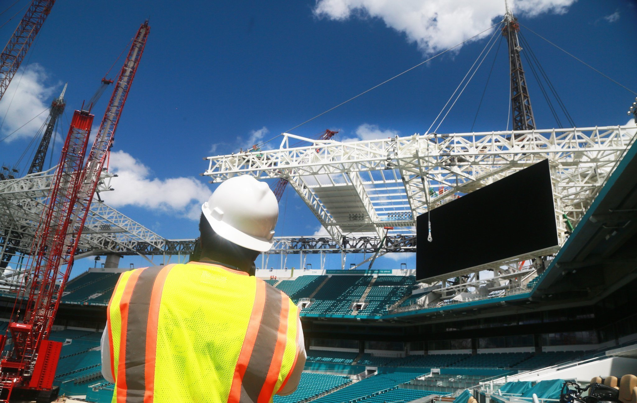 Miami Dolphins Sell Stadium Naming Rights To Hard Rock