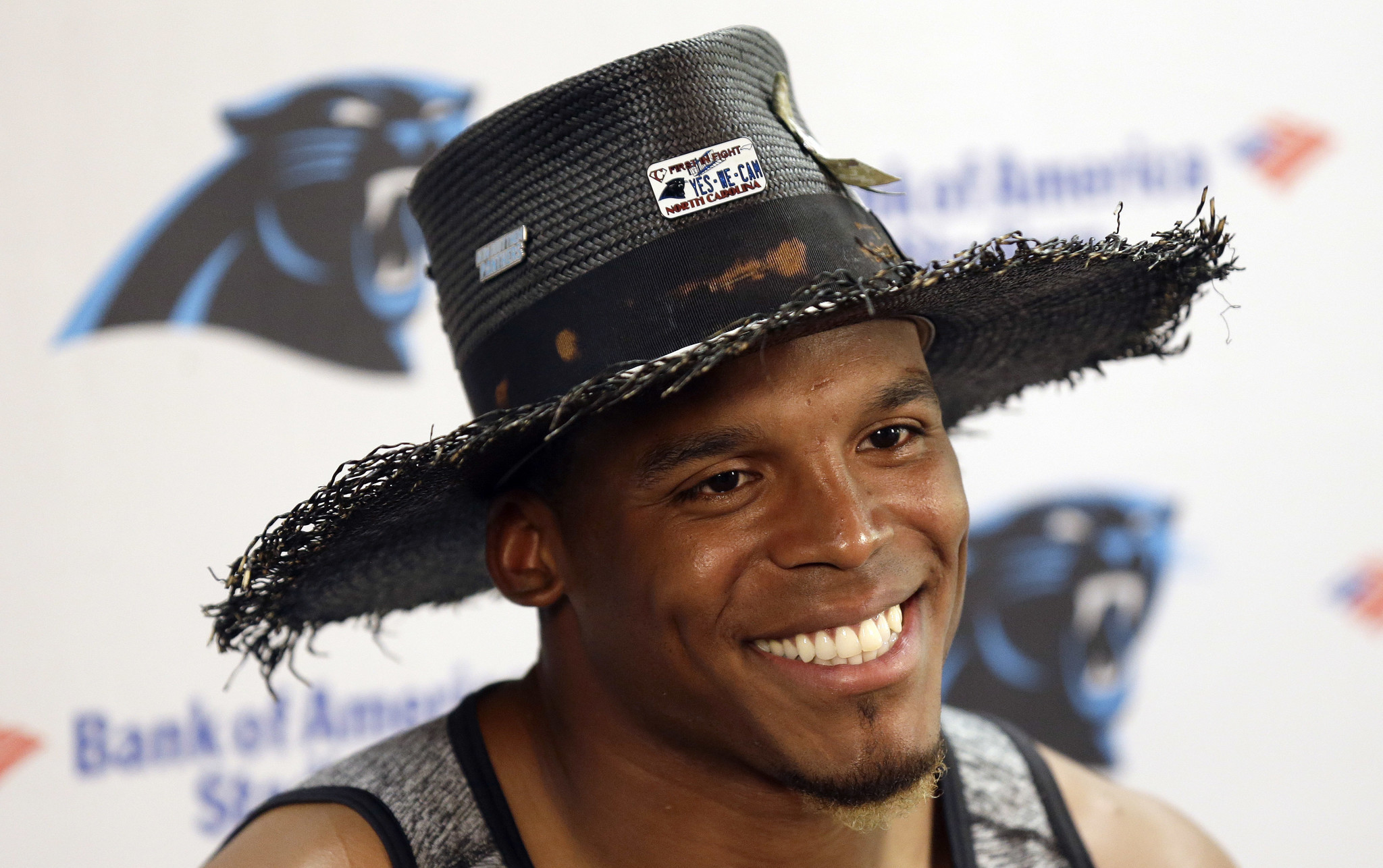 Before Preseason Game Panthers Qb Cam Newton Helped