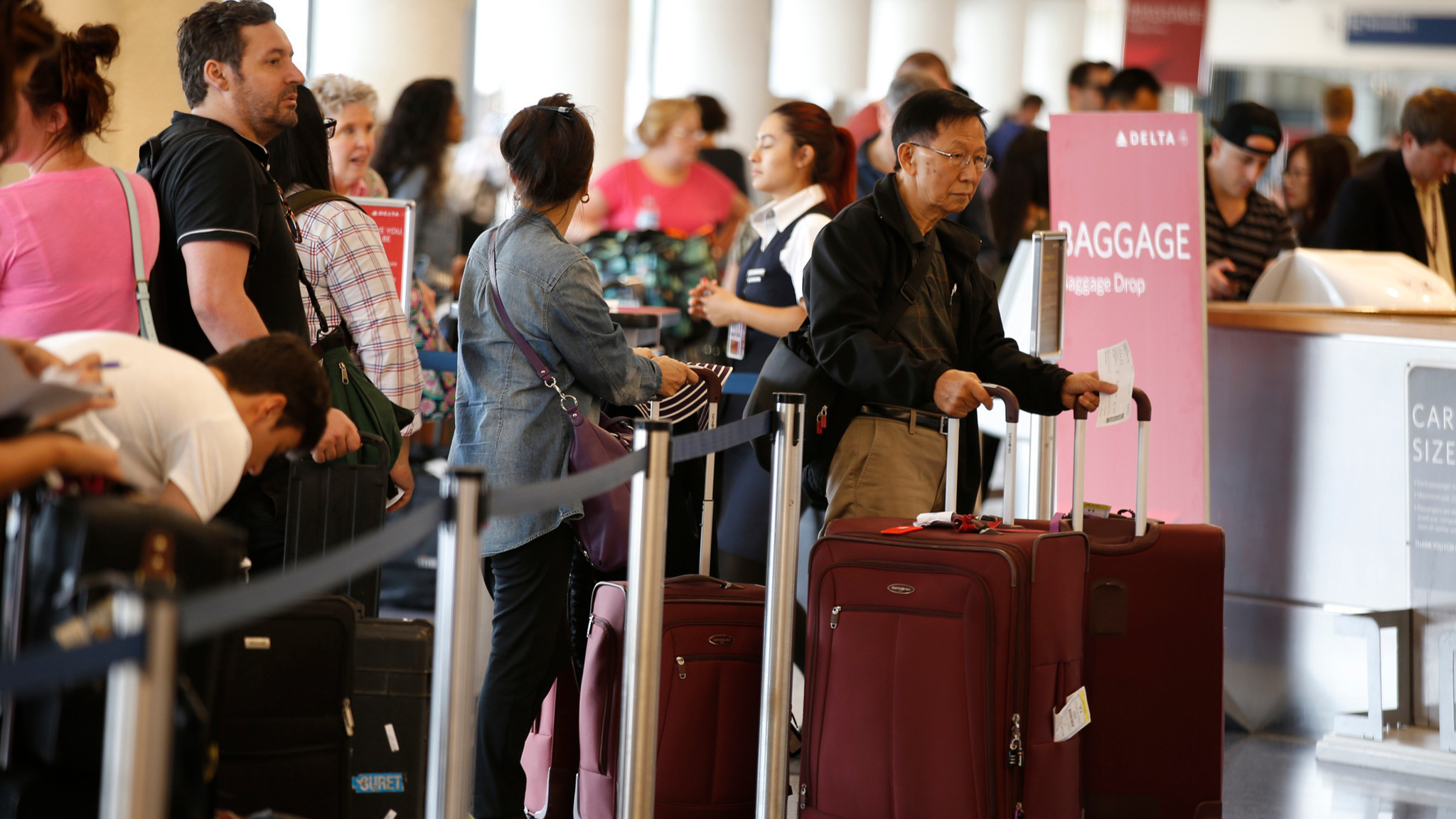 Airline travel expected to surge 4% over the Labor Day weekend