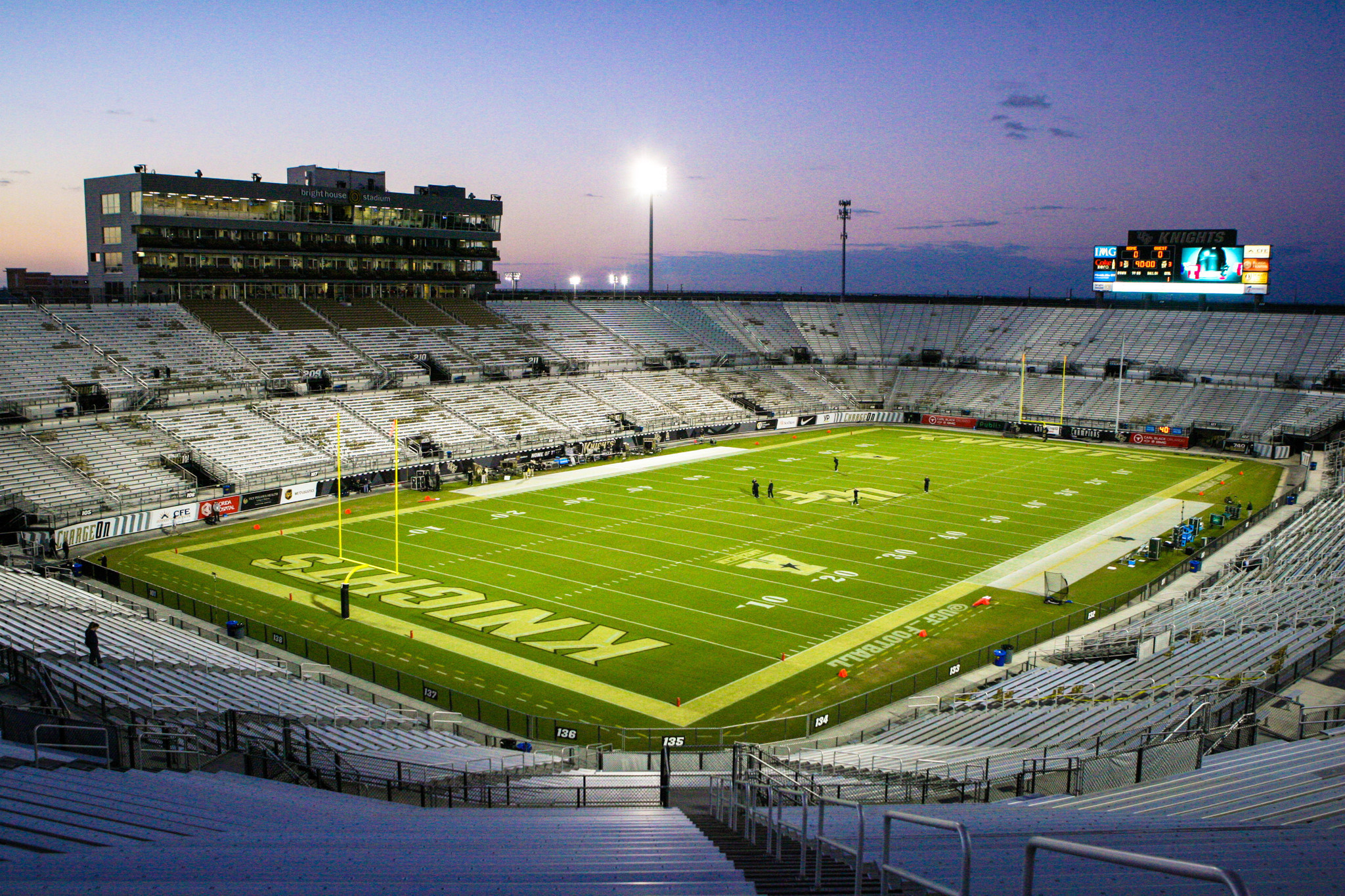 Ucf To Introduce Clear Bag Policy For 2016 Football Season