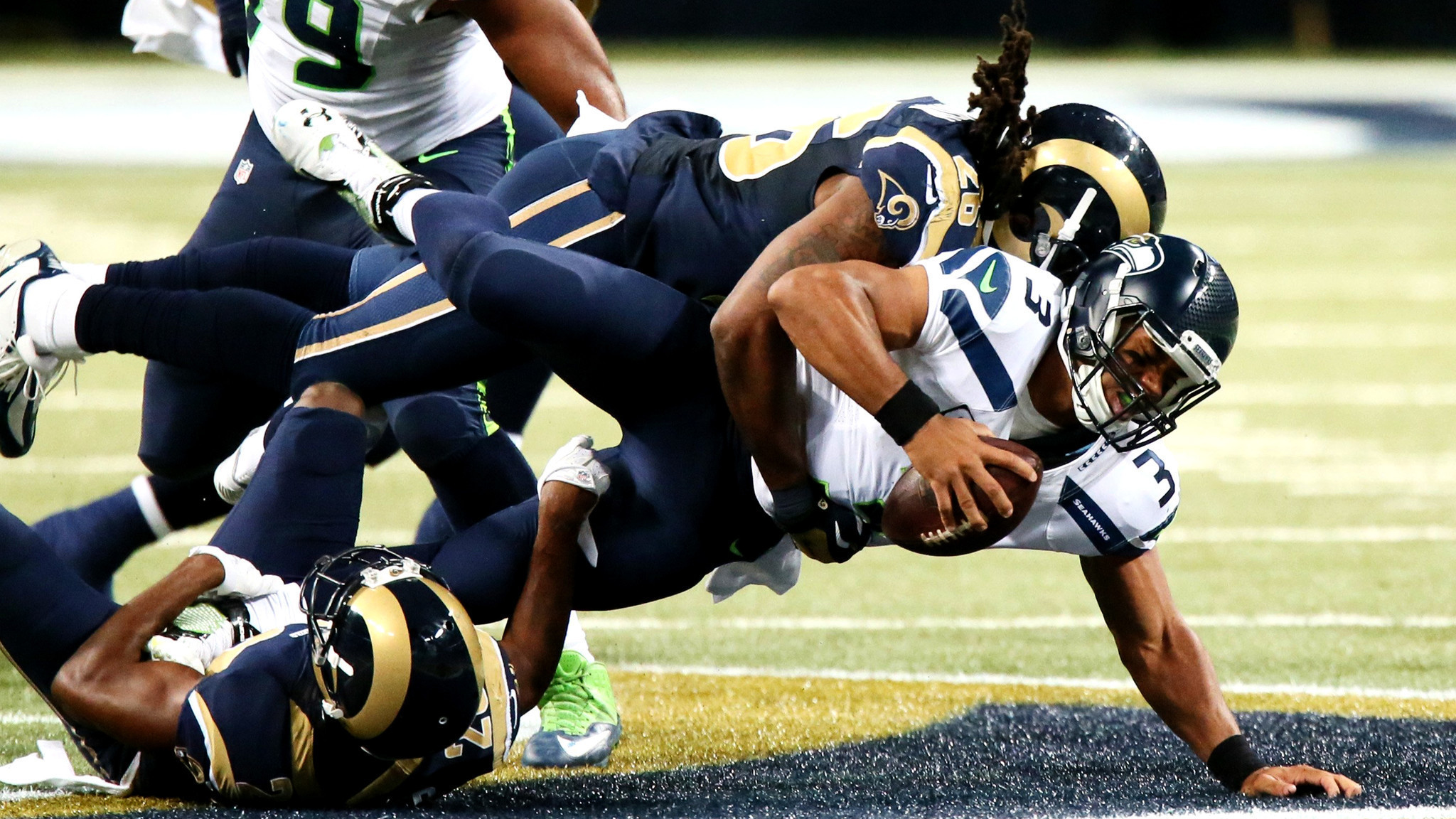 Rams vs. Seahawks: How they compare - Hoy
