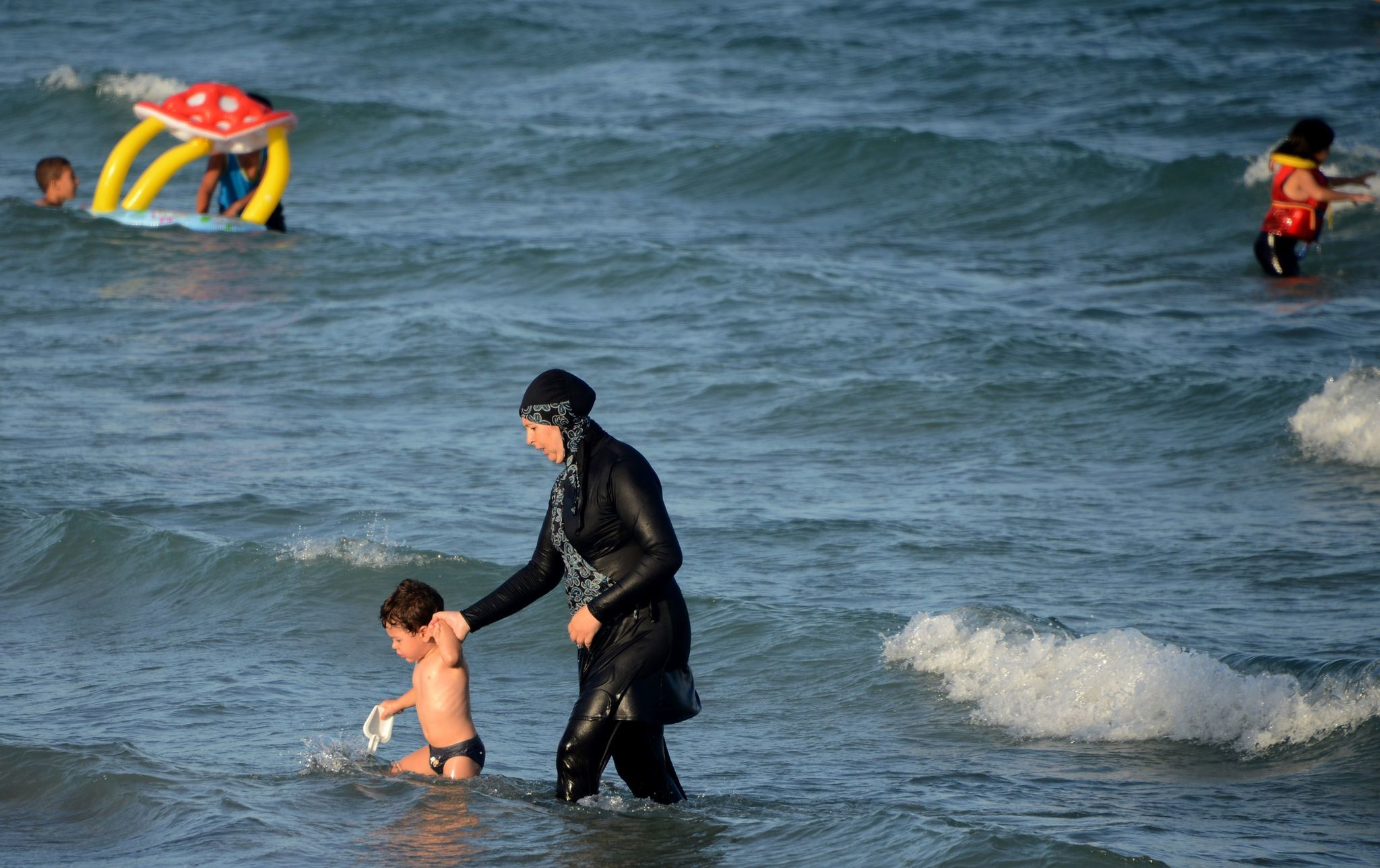 the bare truth about french burkini bans chicago tribune