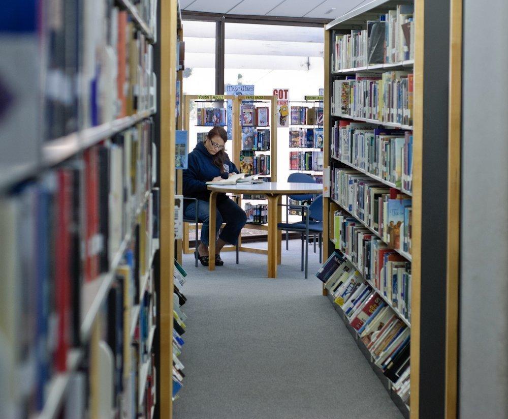 Otay Mesa library