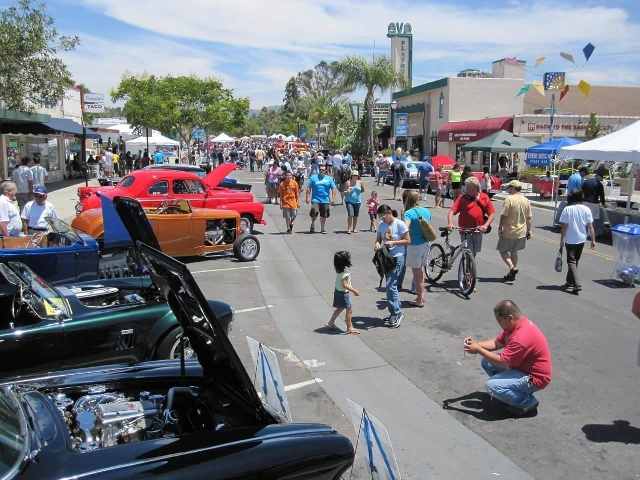 San Go S Summer Car Show Season Iting On All Cylinders With Weekly Cruise Nights And Weekend Socialeets The Union Tribune