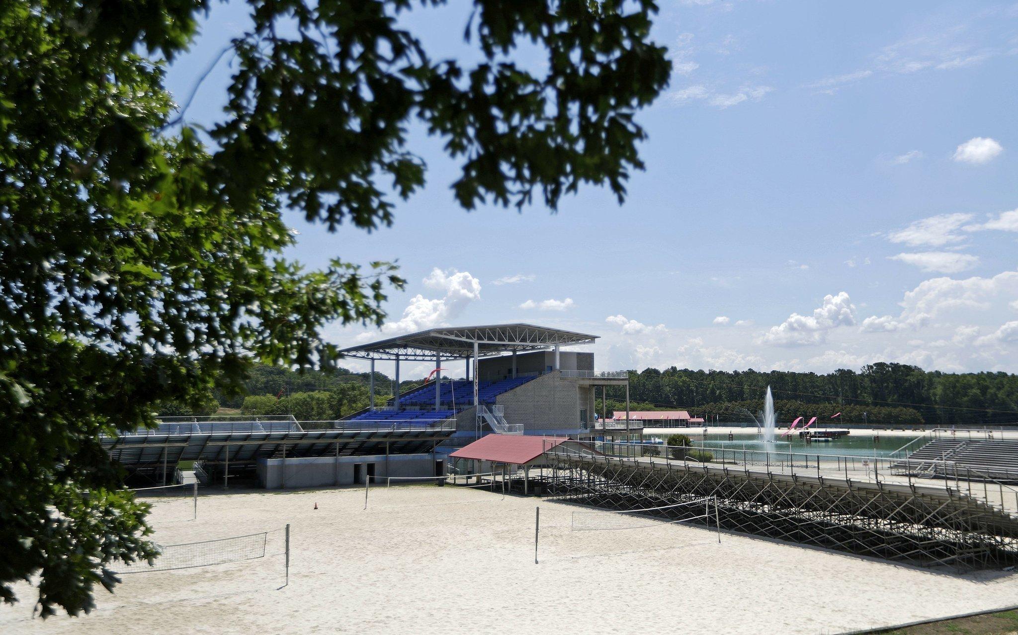 Atlanta S Olympic Venues Meet Varying Fates Since 1996 The San Go Union Tribune