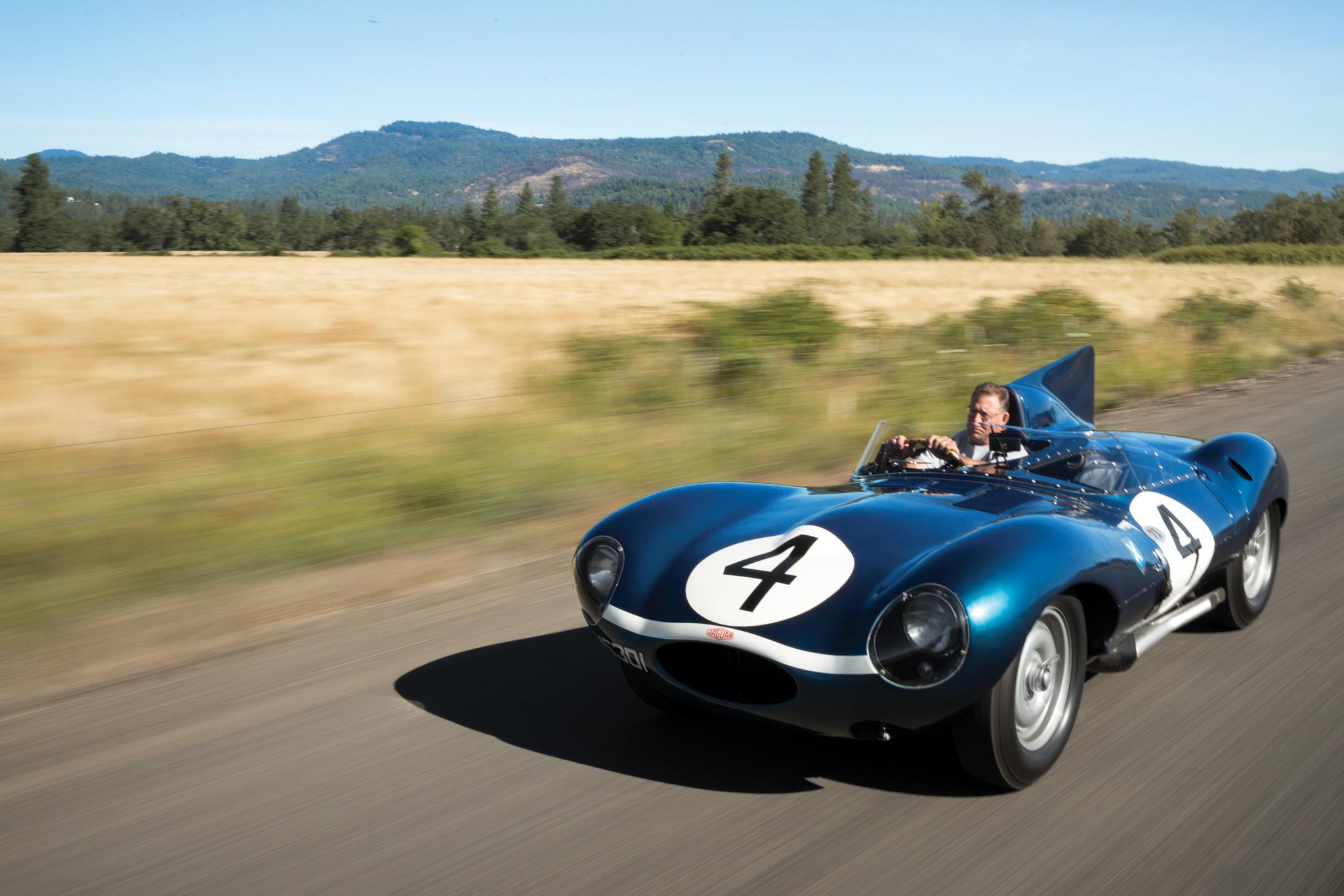 Pebble Beach 2016 Multimillion Dollar Race Cars Zoom Into