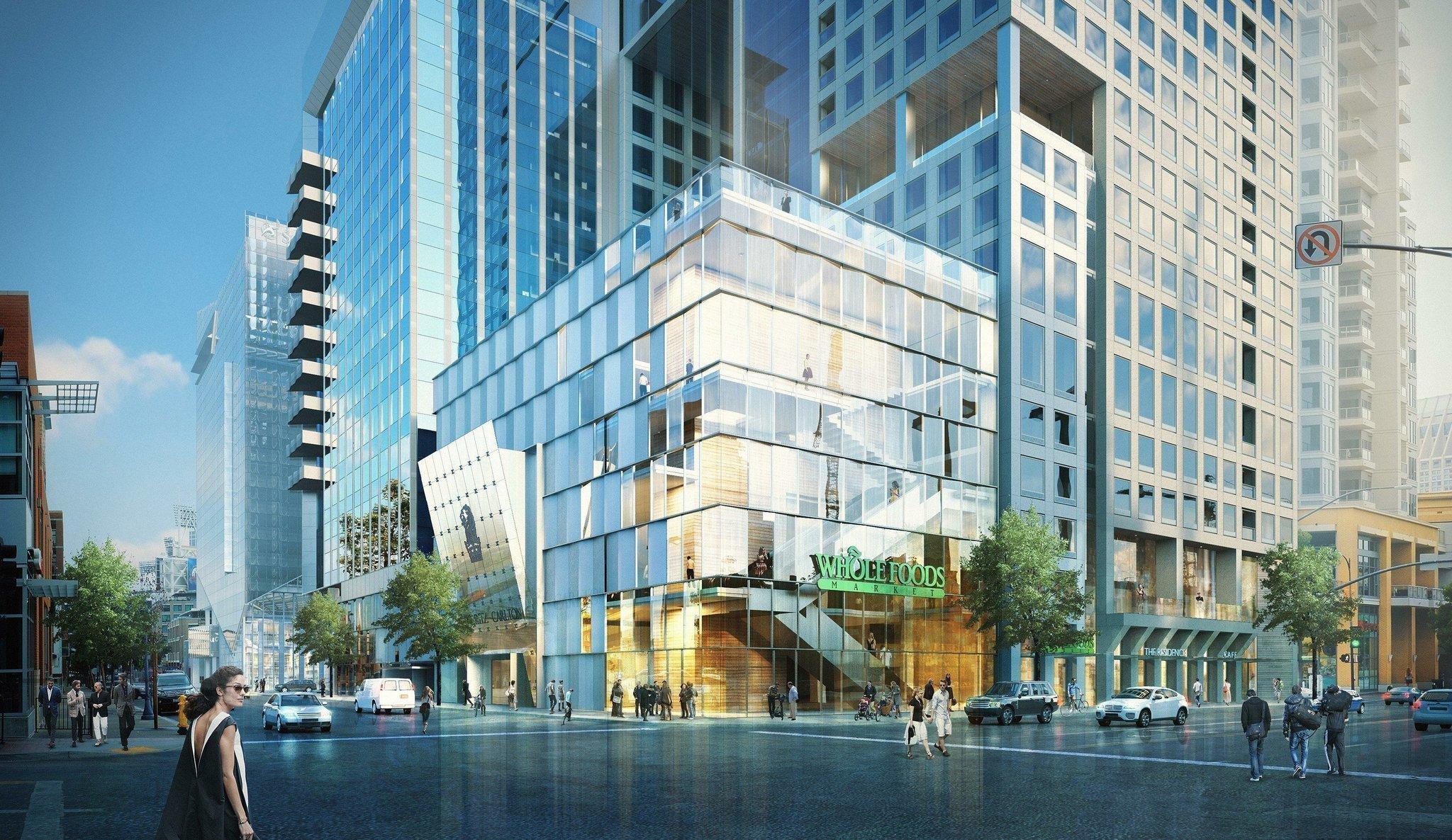 400 Million Project Will Include Ritz Carlton Whole