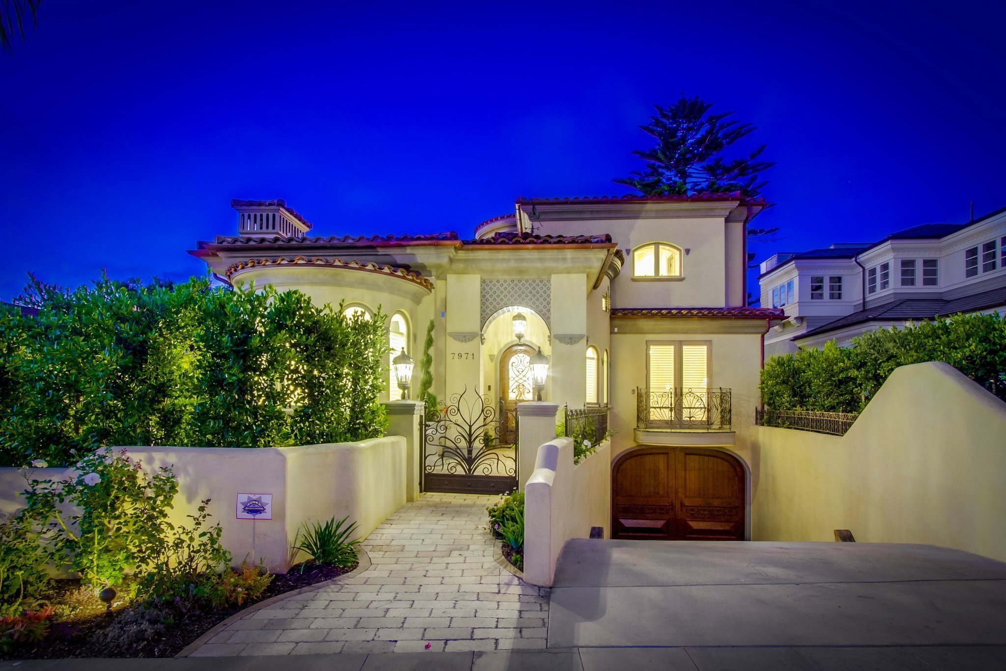 7971 Prospect Place La Jolla Ca 92037 The San Diego