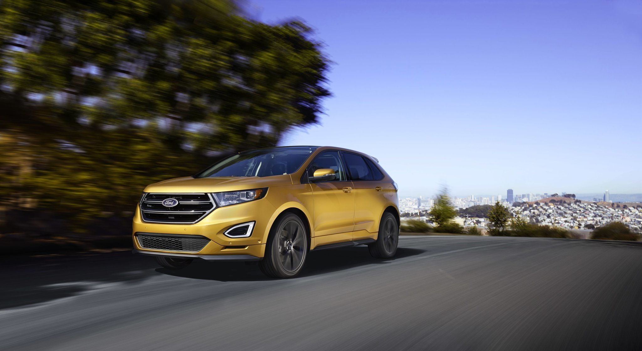 2016 Ford Edge lauded for reliability, powerful engines - The San Diego  Union-Tribune