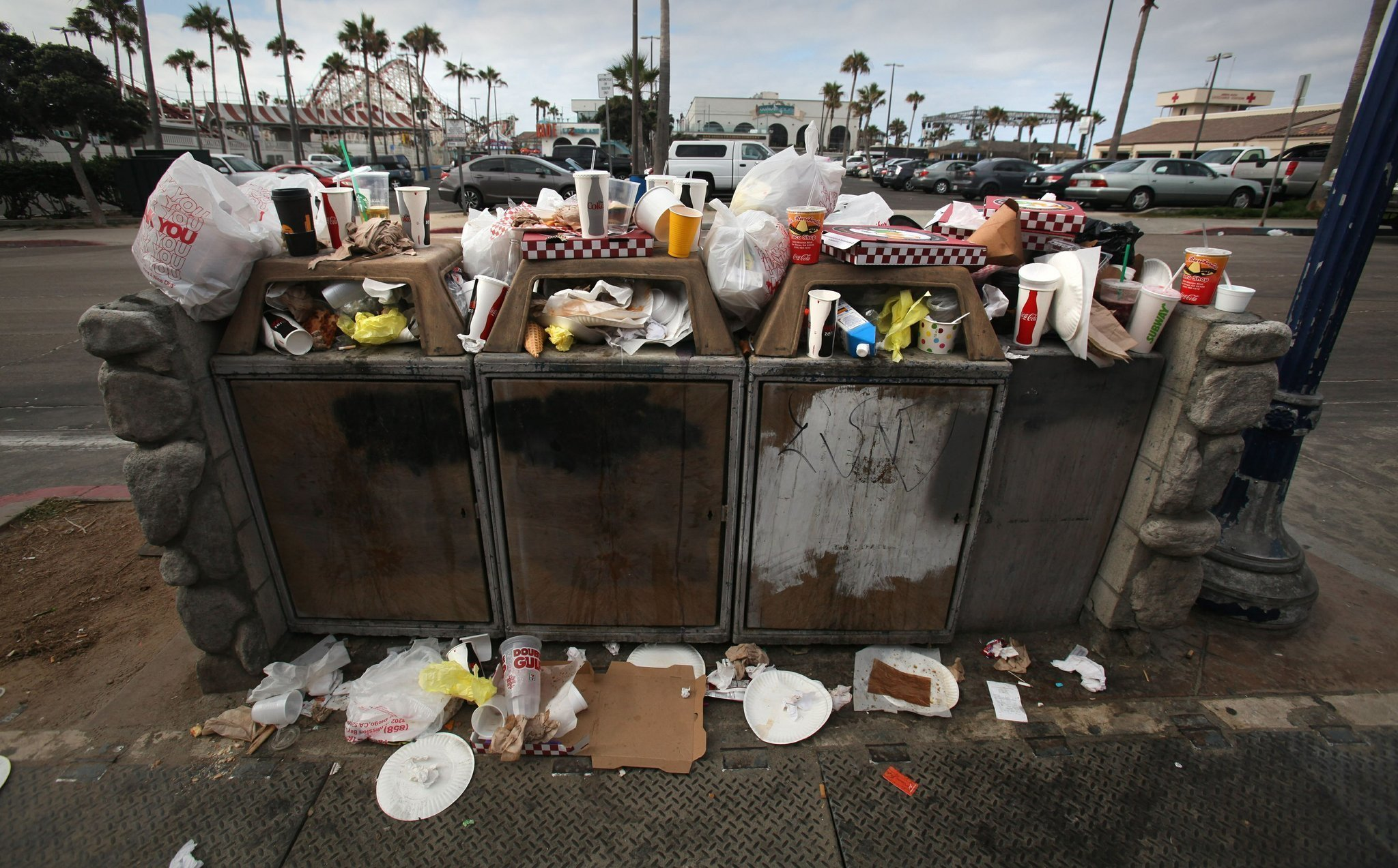 San Diego Approves Plastic Bag Ban City Votes To Become