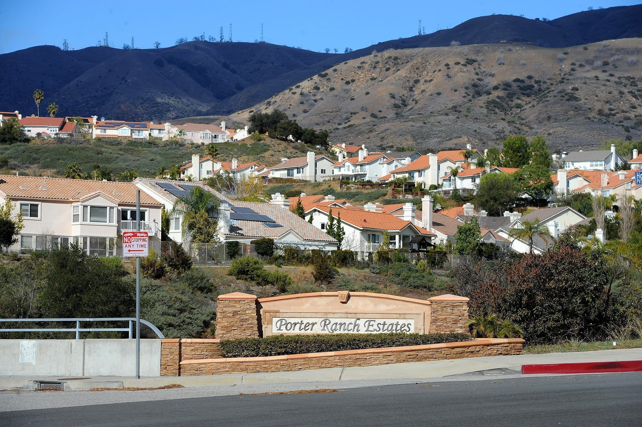 Porter Ranch Natural Gas Leak
