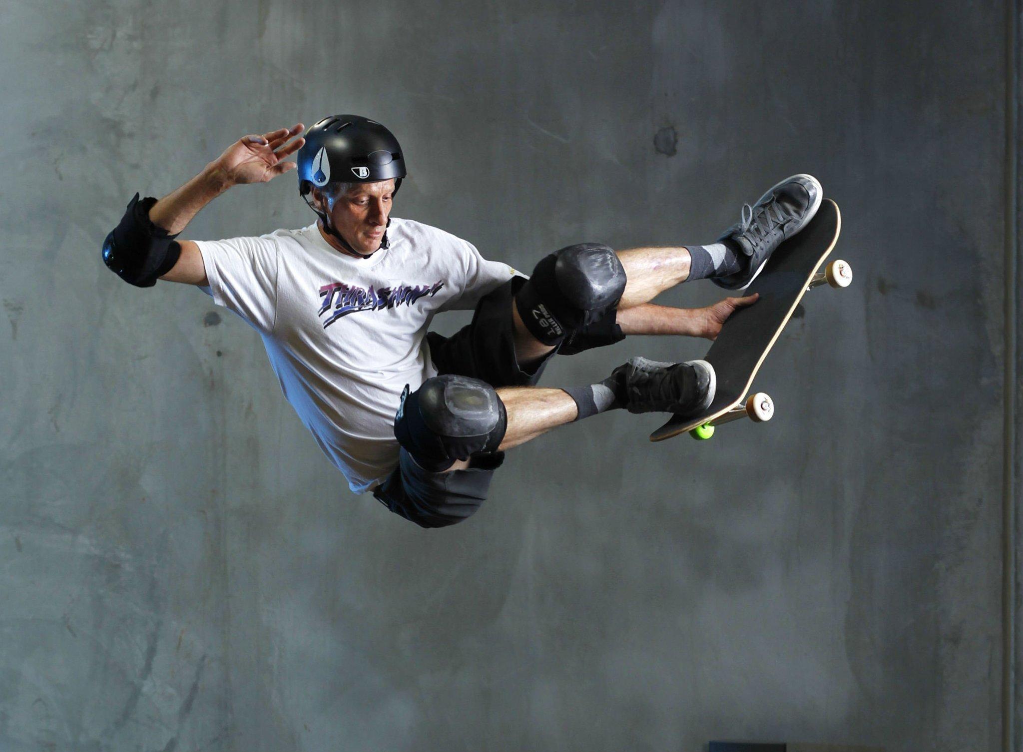 tony hawk has transformed skateboarding into global culture the