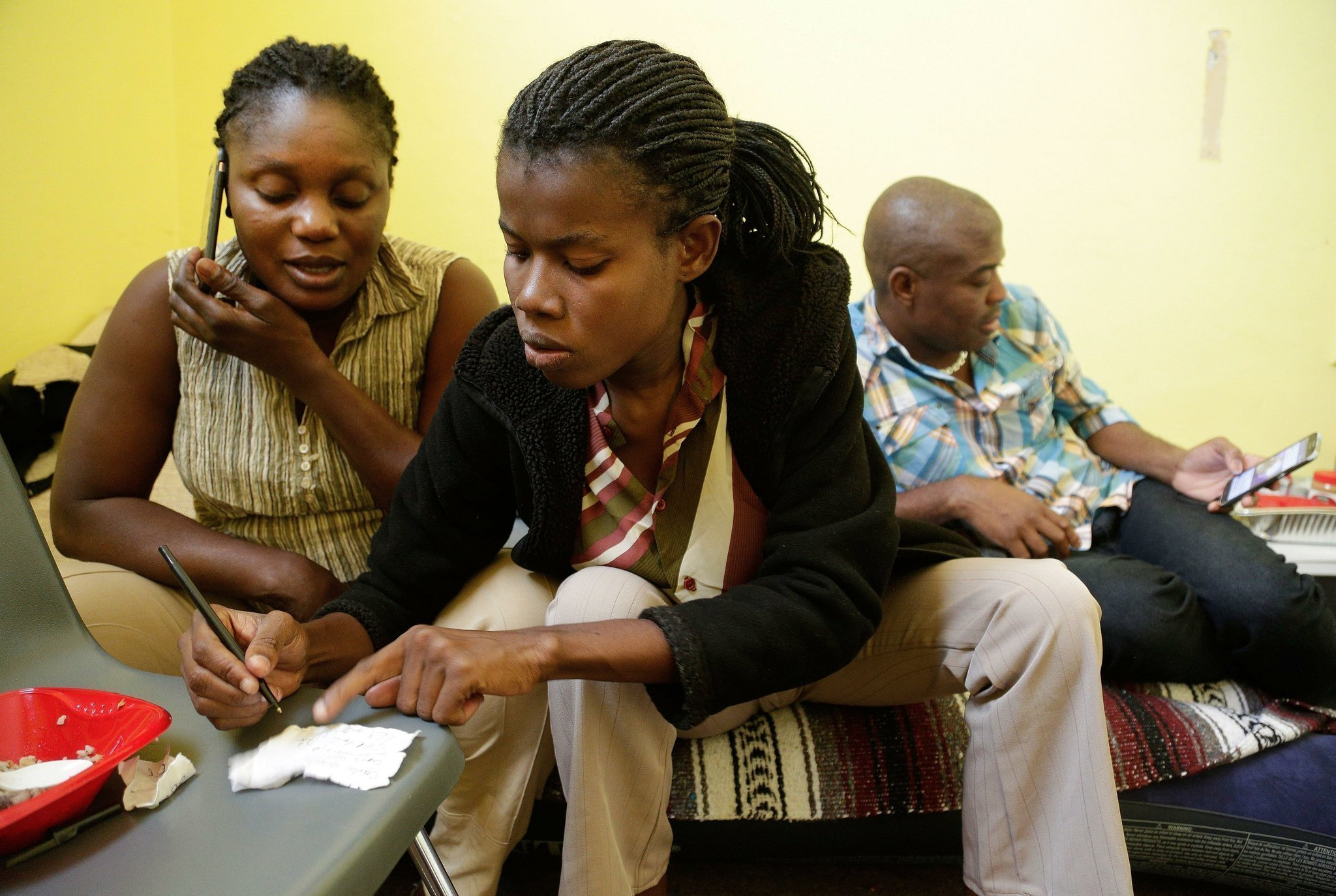 san diego a stopping point for haitian migrants the san diego