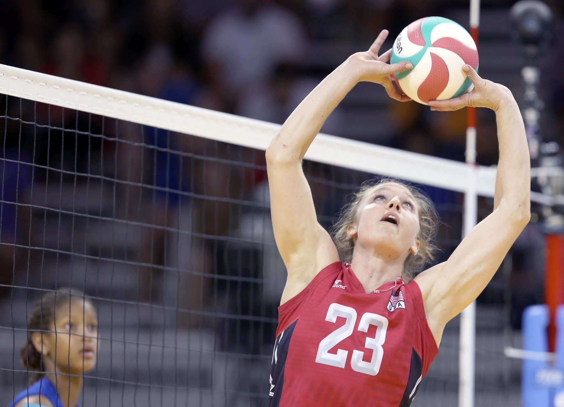 Fallbrook volleyball star tackles depression to chase ...