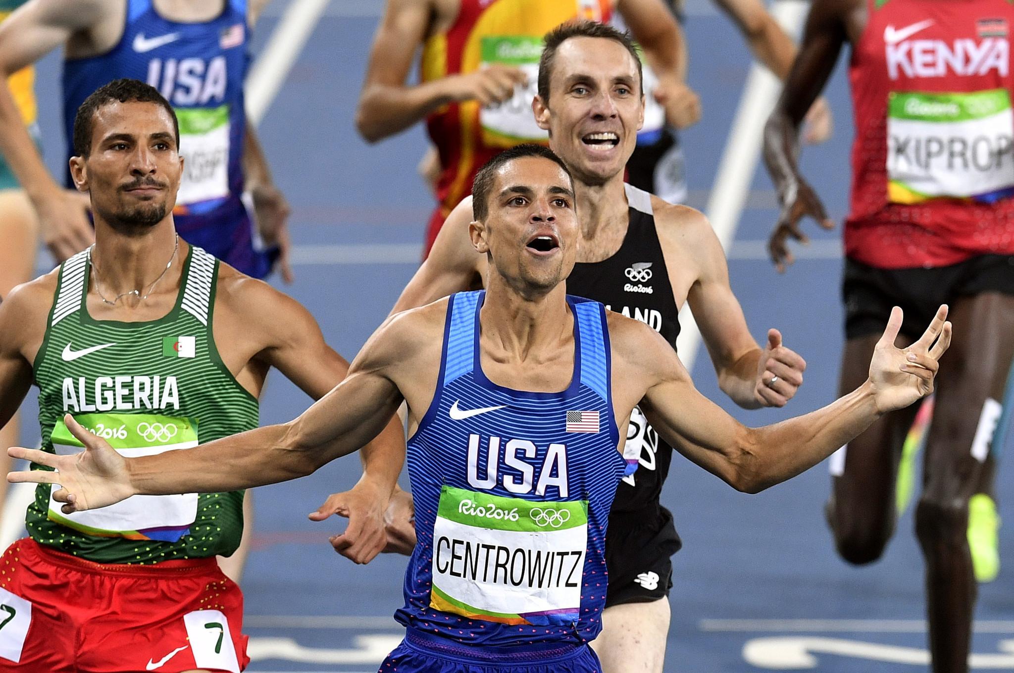 135e91b62916 Broadneck grad Matthew Centrowitz races to gold in 1