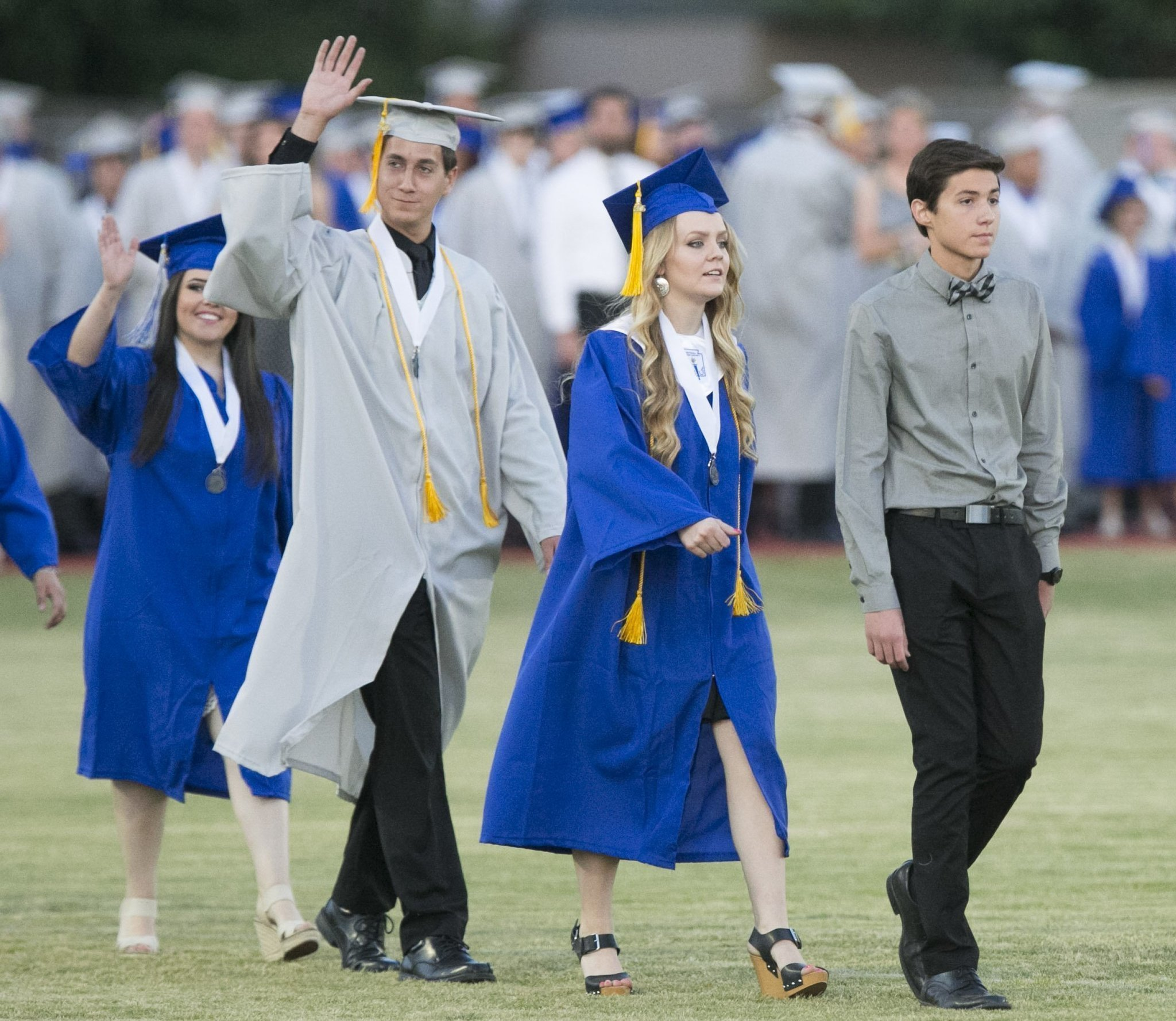 Teen Cancer Survivors Wish To Walk At Graduation Denied The San
