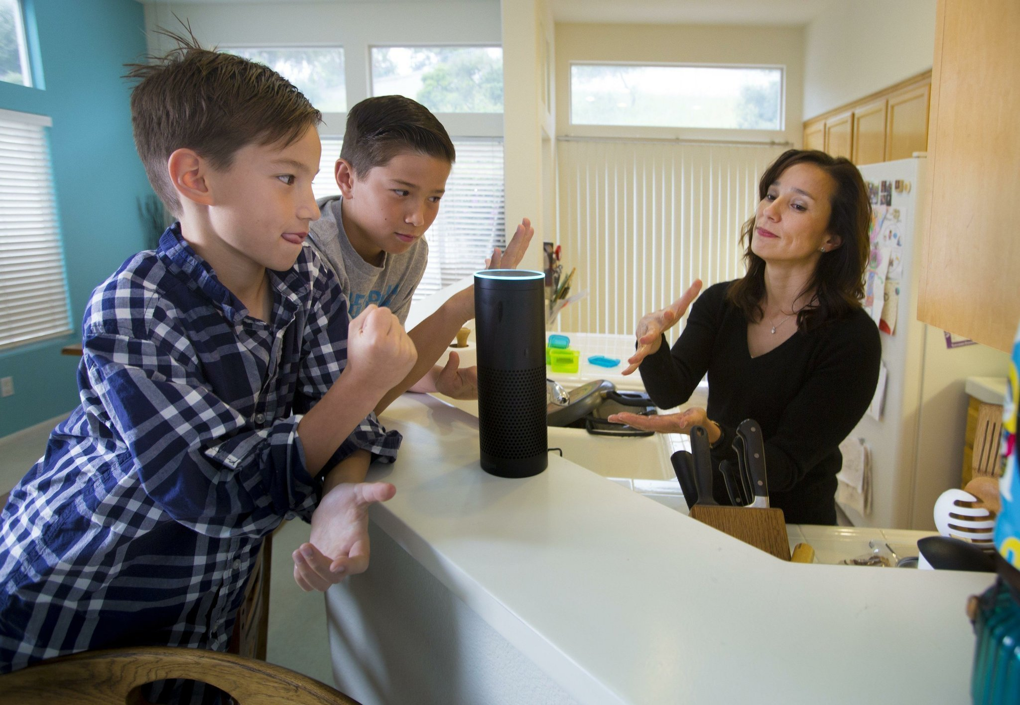 Why Are People In Falling In Love With Amazon Echo?