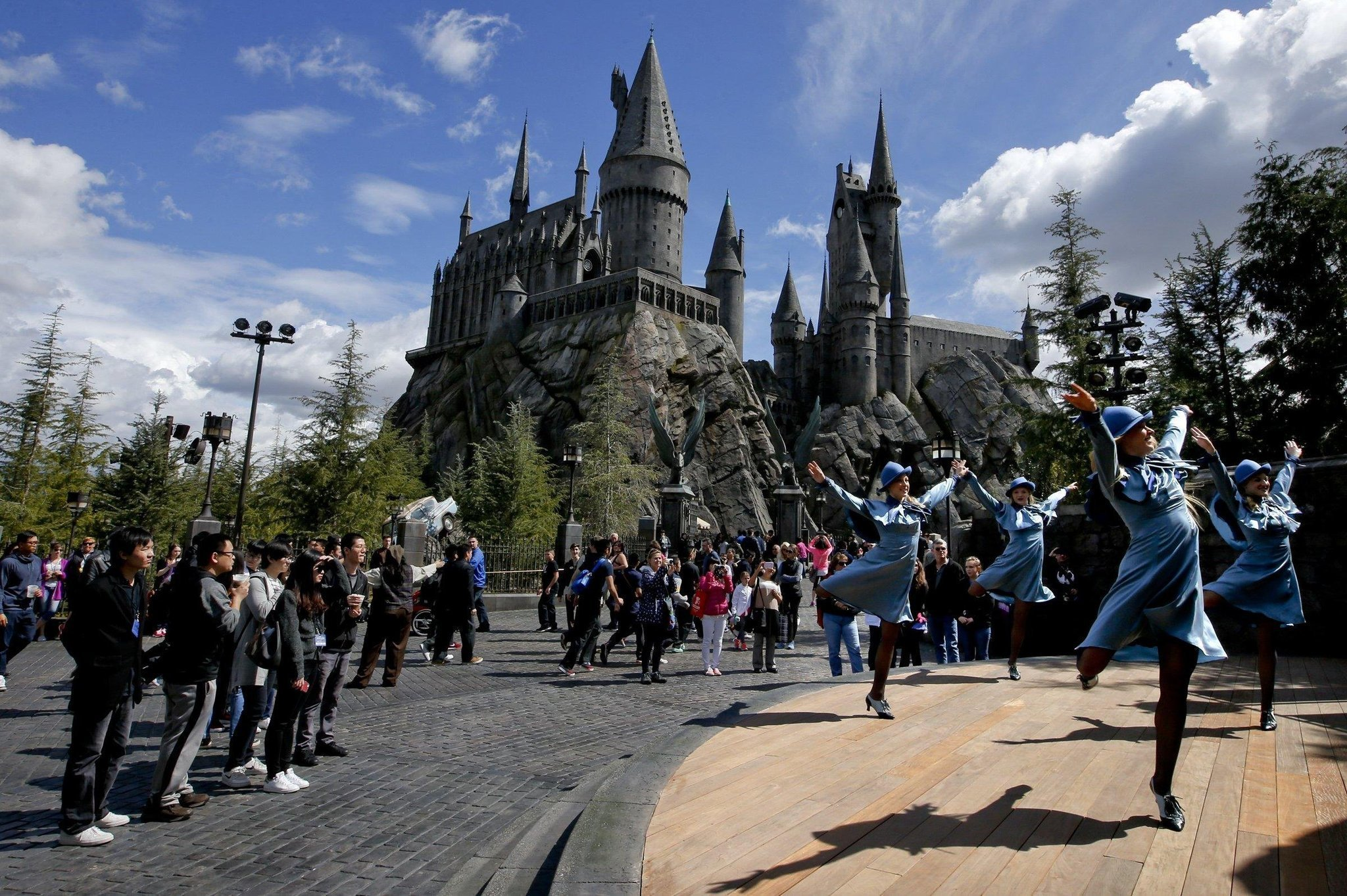 Wizarding World More Than Thrill Rides The San Diego