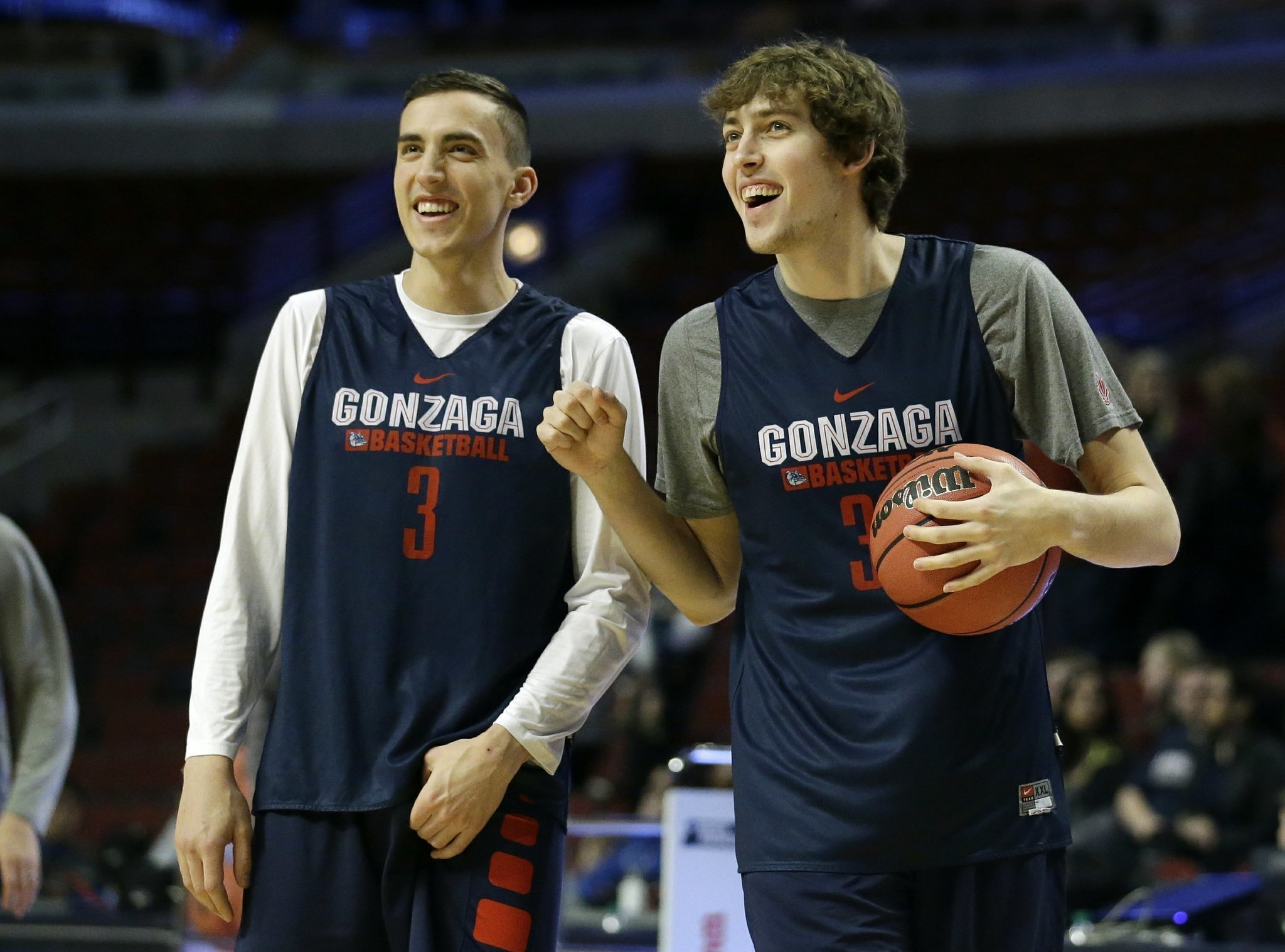 Gonzaga Taking On Syracuse S Vaunted Zone In Sweet 16 The San