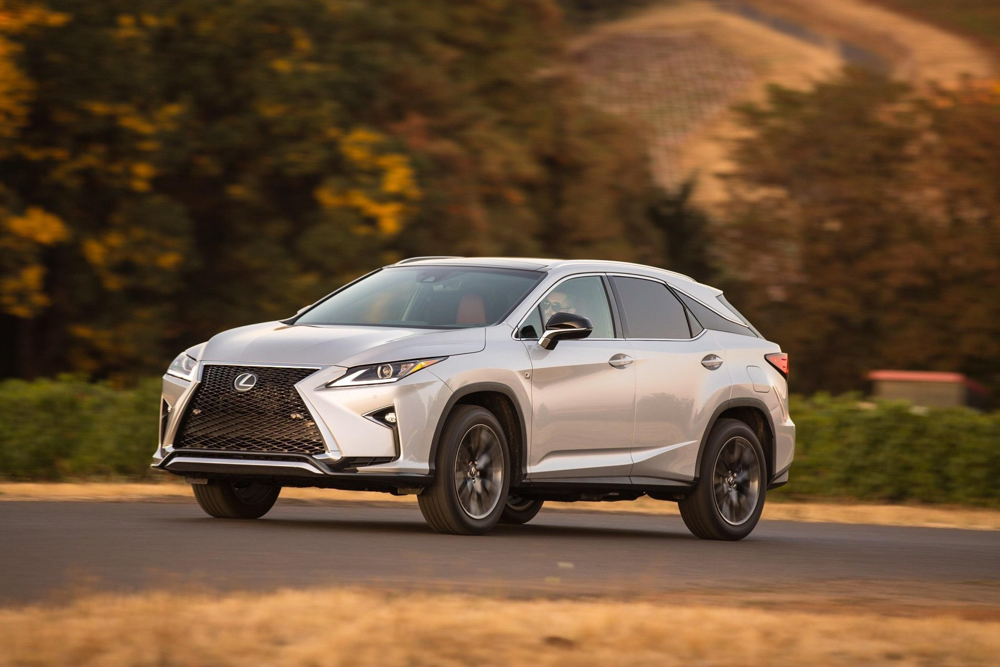 Fourth Generation 2016 Lexus Rx Midsize Crossover Redesigned For Style Ride Comfort And Luxury The San Go Union Tribune
