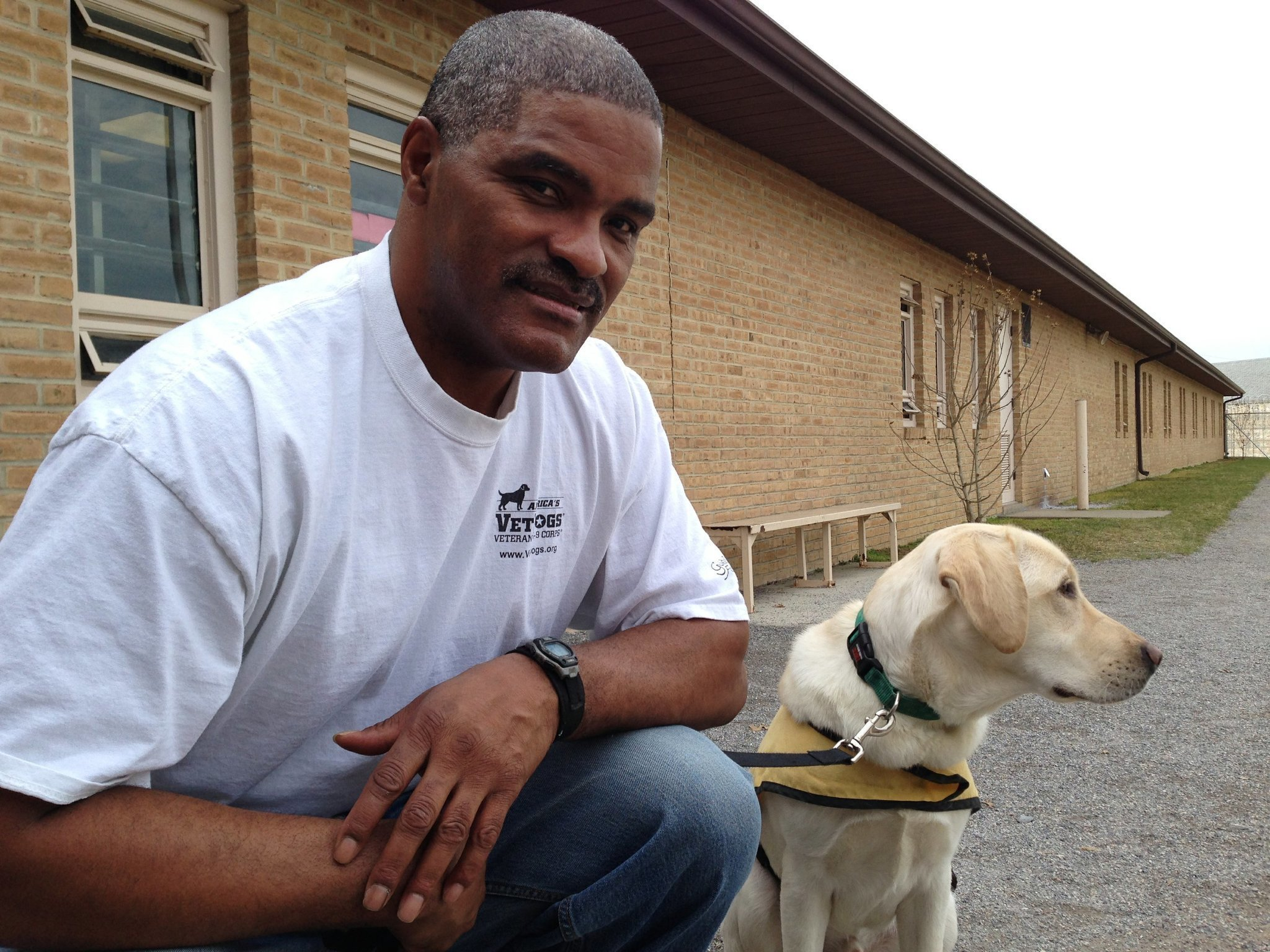 Prison Dog Programs Lots Of Love But Lack Of Standards The San