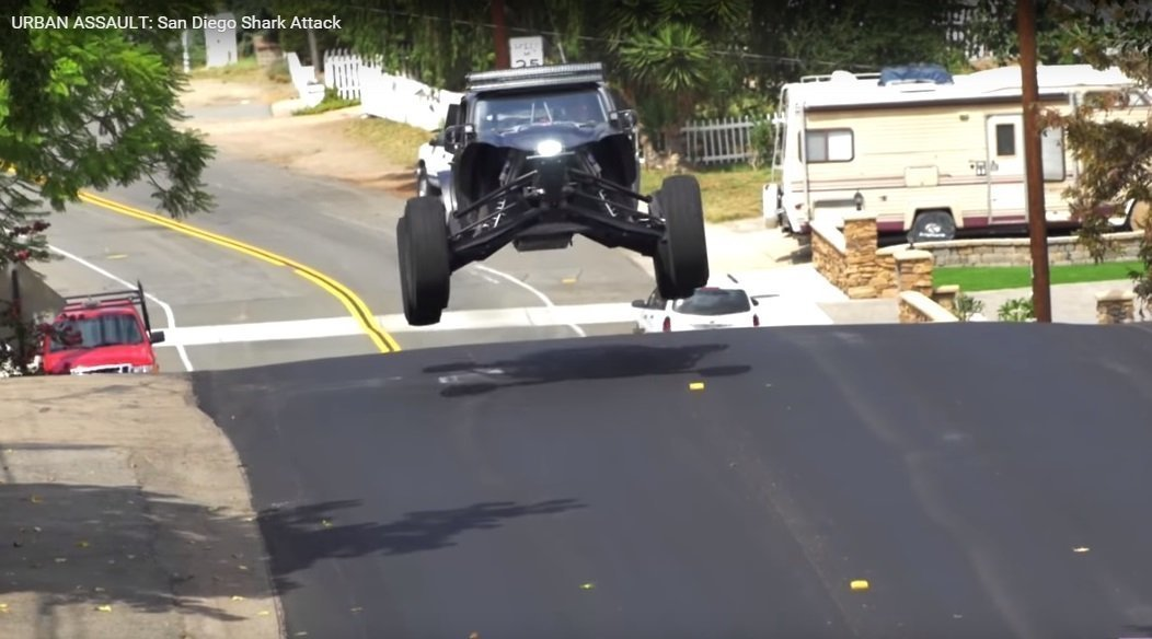 Dune Buggy Driver Gets Jail Time Probation For Wild Video Driving
