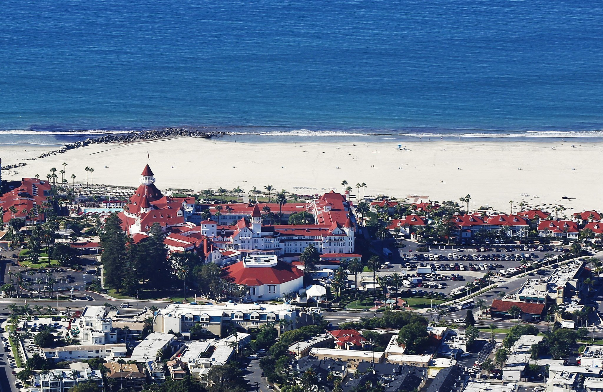 Chinese Insurer Acquires Hotel Del Coronado Resorts In 6 5b Deal The San Go Union Tribune