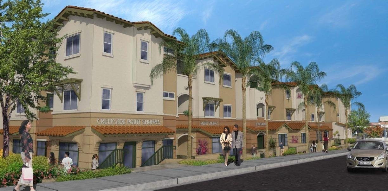 Construction starts 20m apartment complex in chula vista - Apartment complexes san diego ...