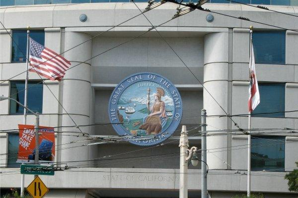California Public Utilities Commission headquarters in San Francisco has been served with a new set of search warrants. [Mel/Flickr]