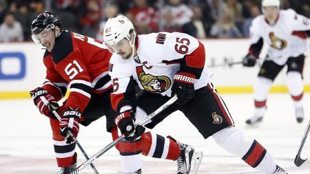 b8400aa0e Ottawa Senators defenseman Erik Karlsson (65)