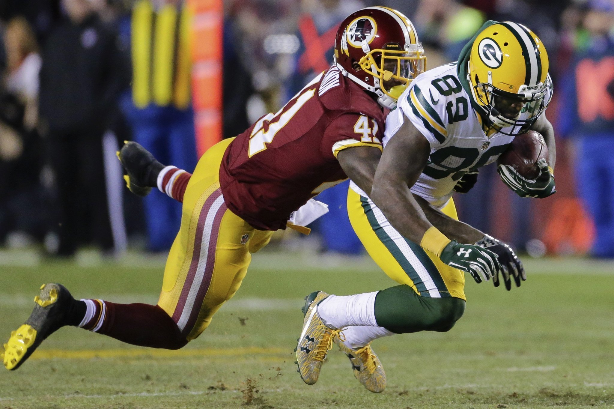 b21b84f70 Packers find playoff success in setting the tempo - The San Diego ...
