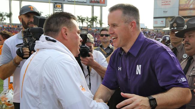 Northwestern loses 45-6 to Tennessee - The San Diego Union
