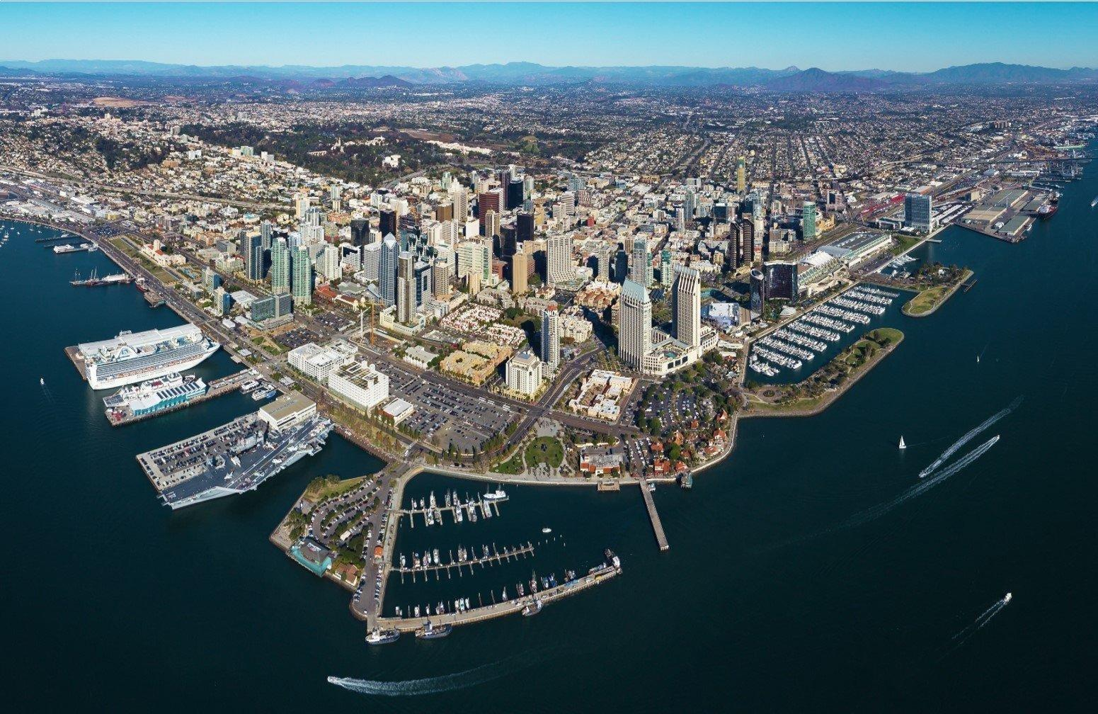 Downtown will see more than $6 billion in new projects completed between 2016 and 2020, according to a roundup by Civic San Diego.