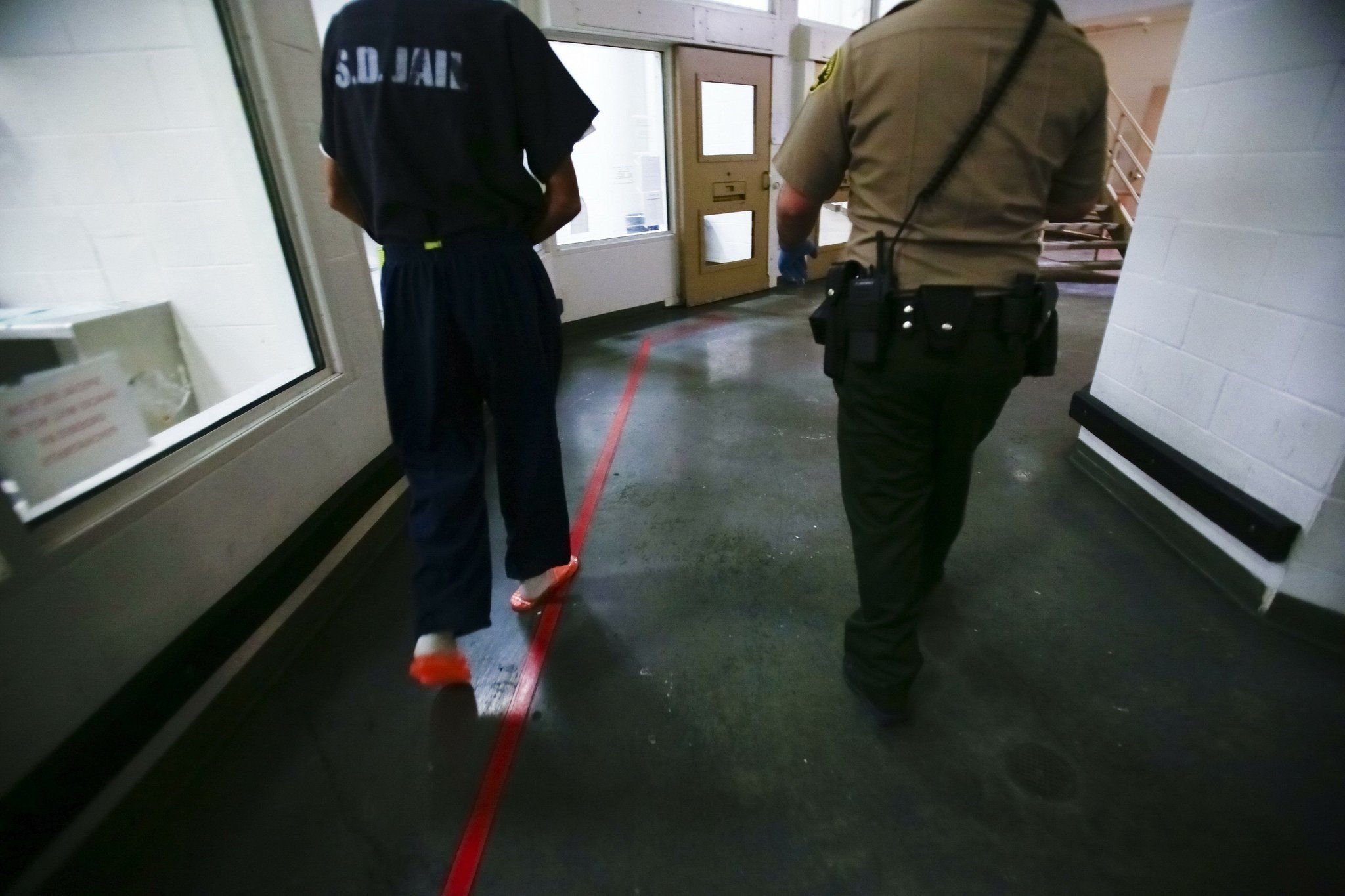 47 Ended Early Release From Jail The San Diego Union Tribune