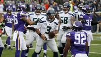 e5840b381 Seahawks fly past Vikings 38-7 for 3rd straight victory. The San Diego Union -Tribune