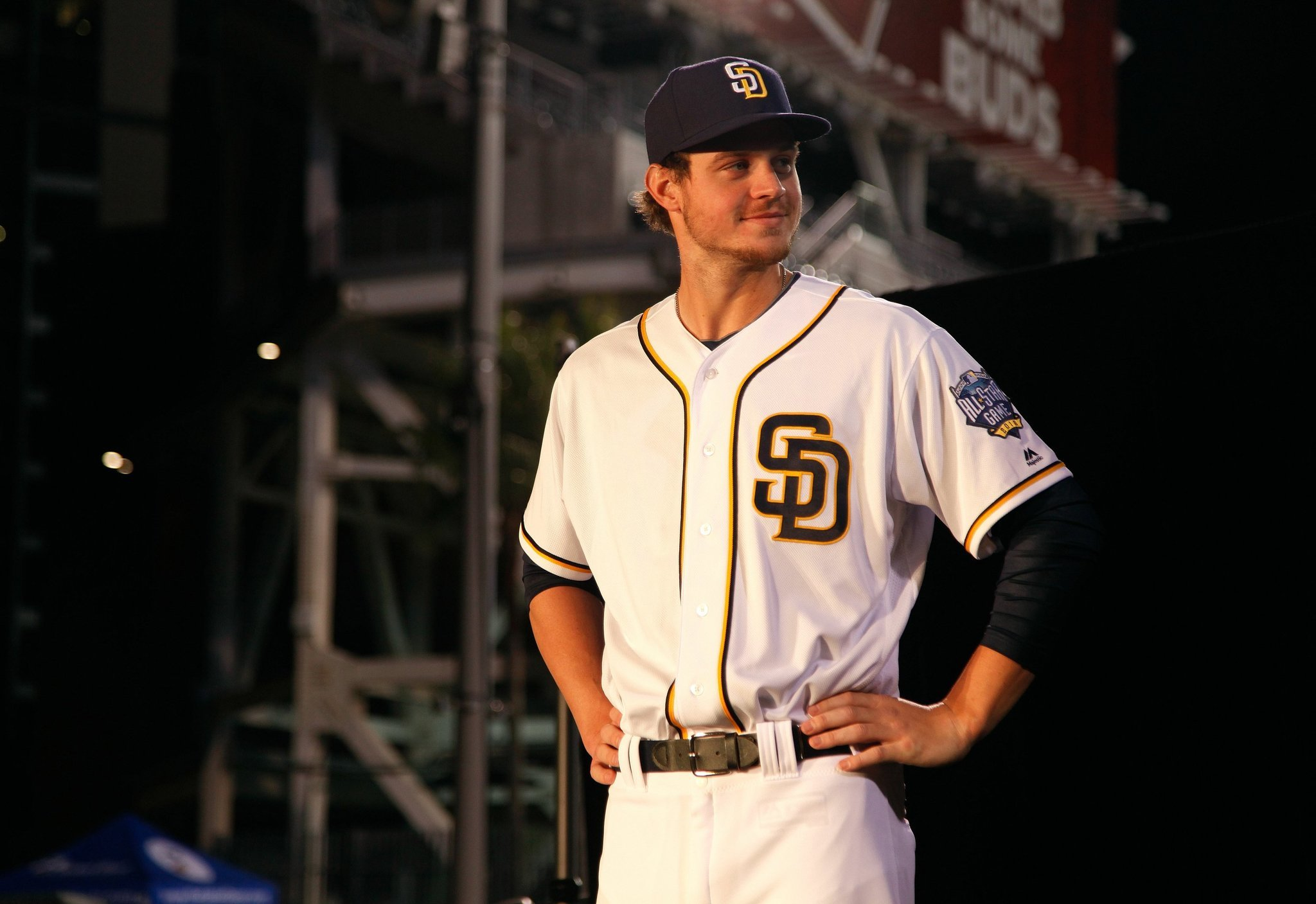 bfcb214e2ee ... Padres unveil new uniforms for 2016 - The San Diego Union-Tr ...