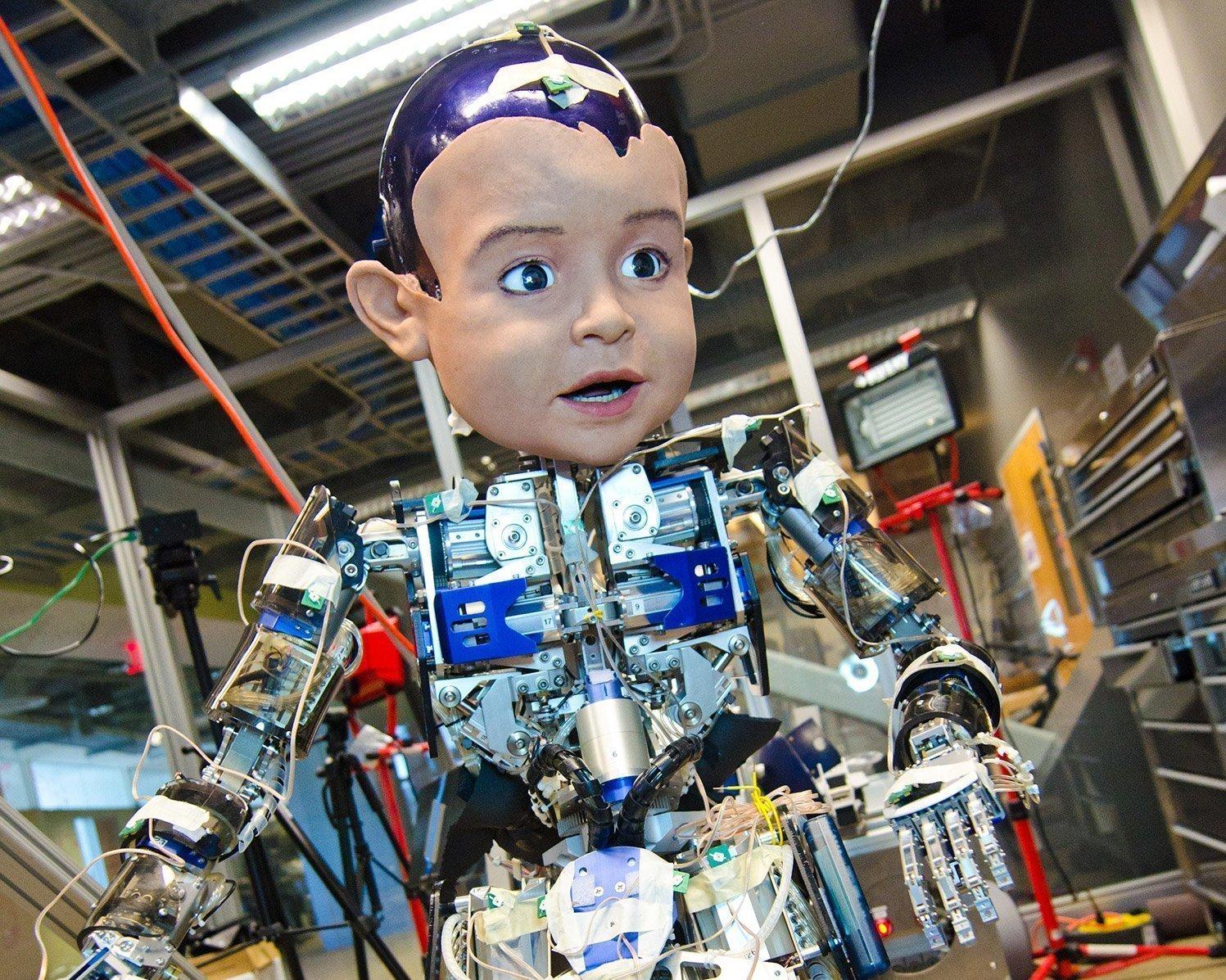 School S New Robotics Institute Will Focus On Machines That Help