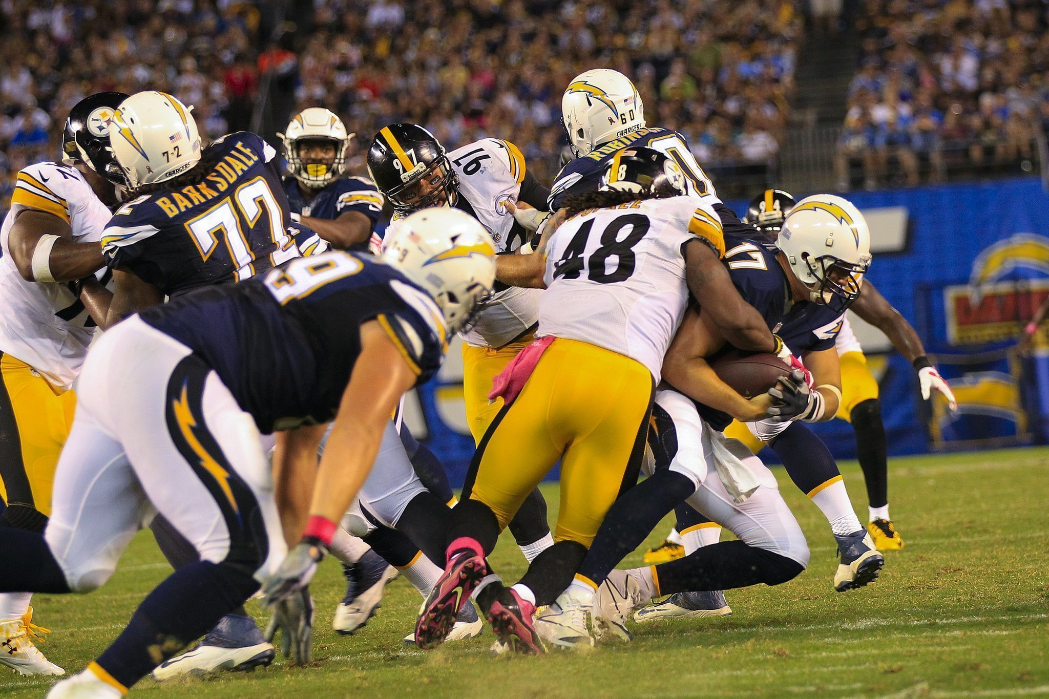 Chargers Vs Steelers Post Game Analysis The San Diego
