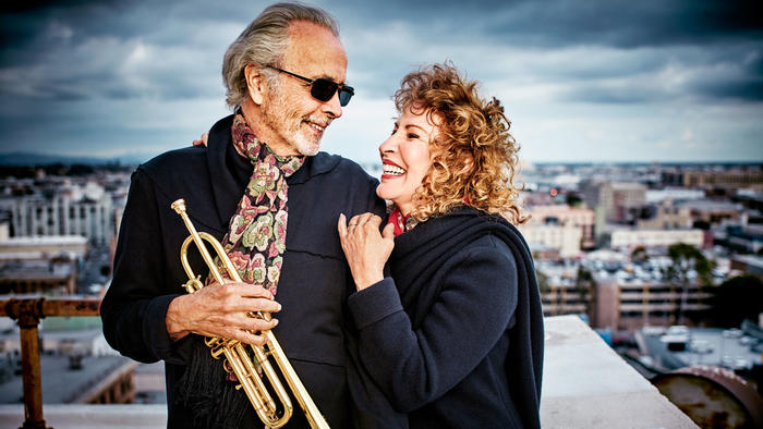 Herb Alpert and his wife, singer Lani Hall, are co-founders of the Herb Alpert Foundation.