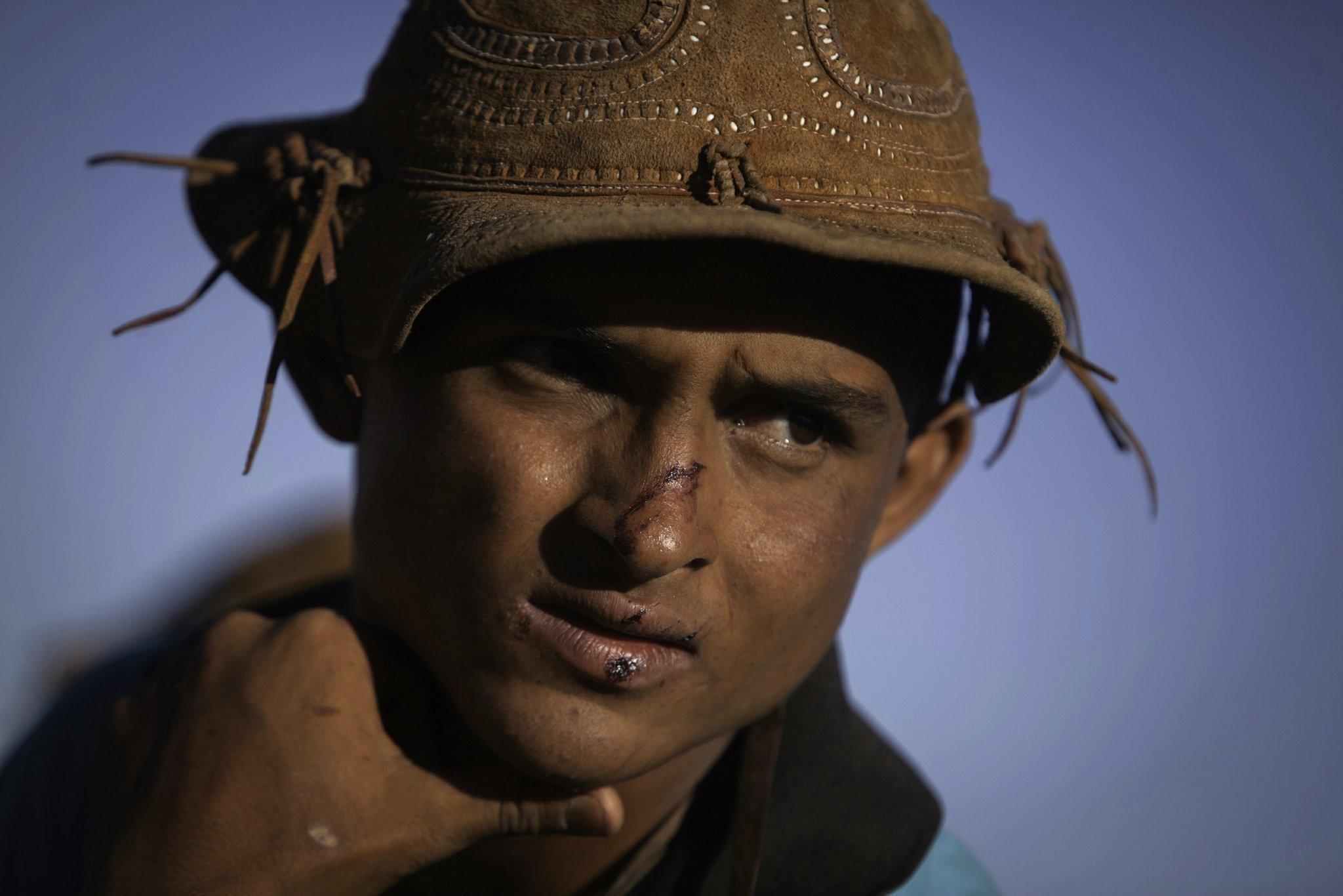 AP PHOTOS  Brazilian cowboys take on bulls in unique rodeo - The San Diego  Union-Tribune b066d65d369