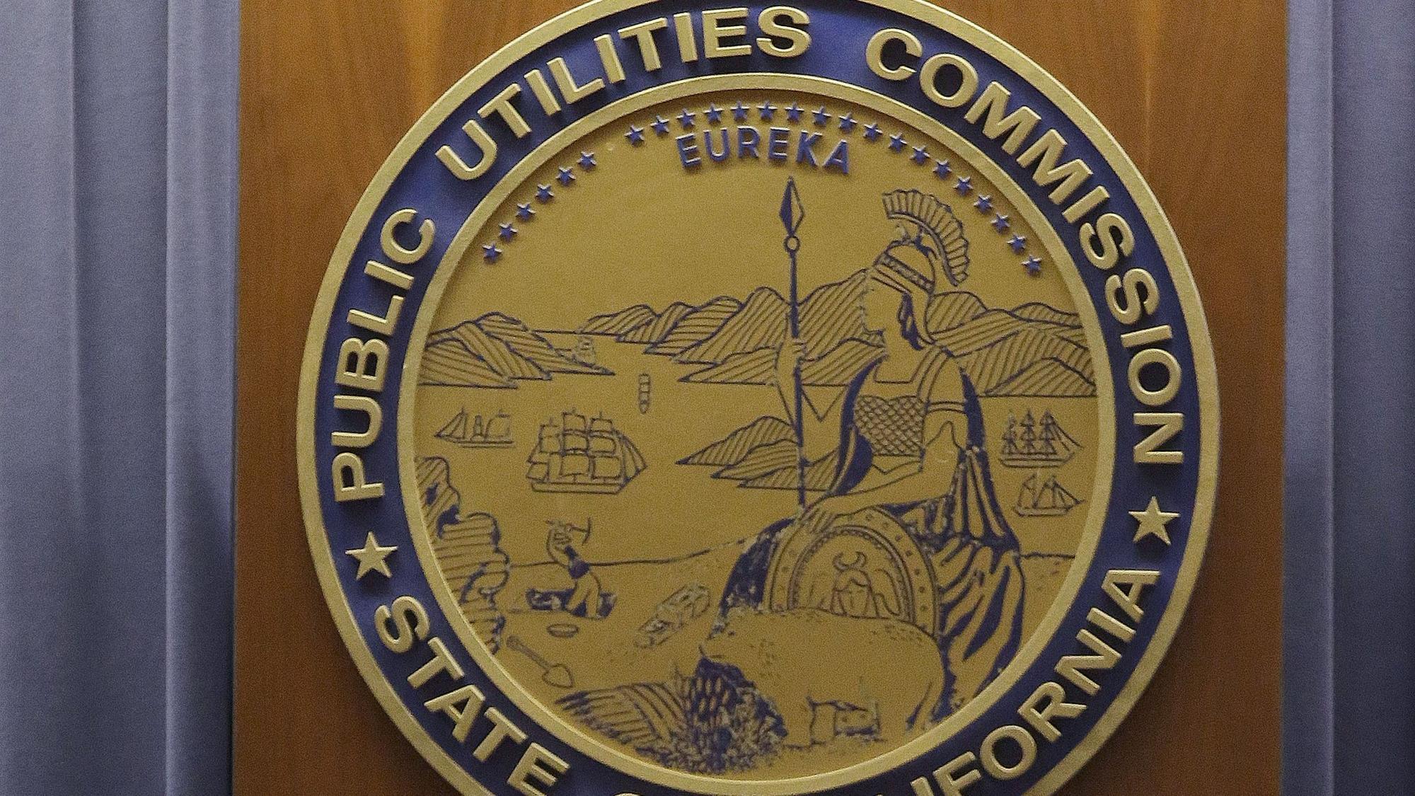 California Public Utilities Commission (AP Photo/Jeff Chiu)